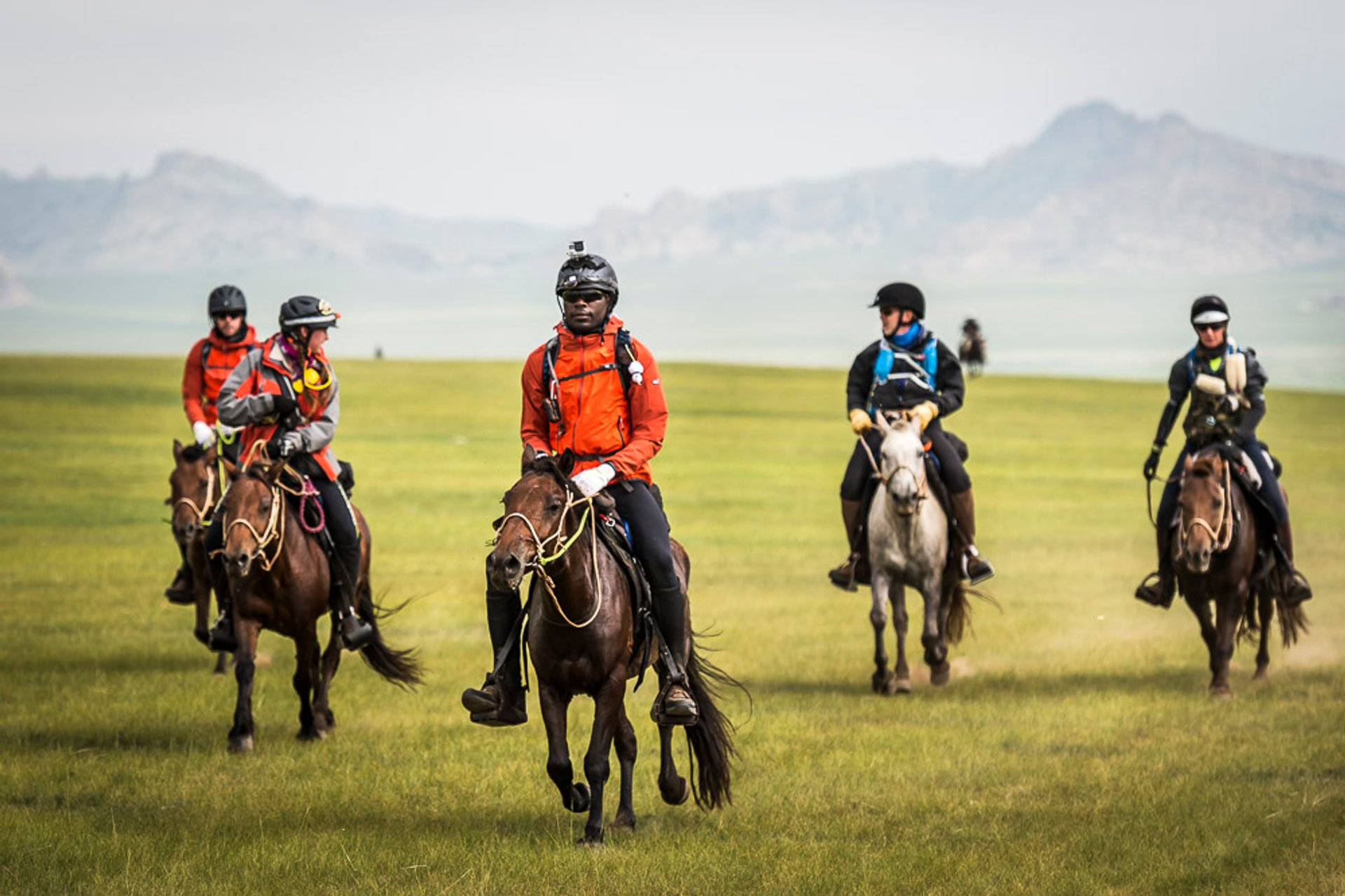 Mongol Derby in Mongolia 2020 - Best Time
