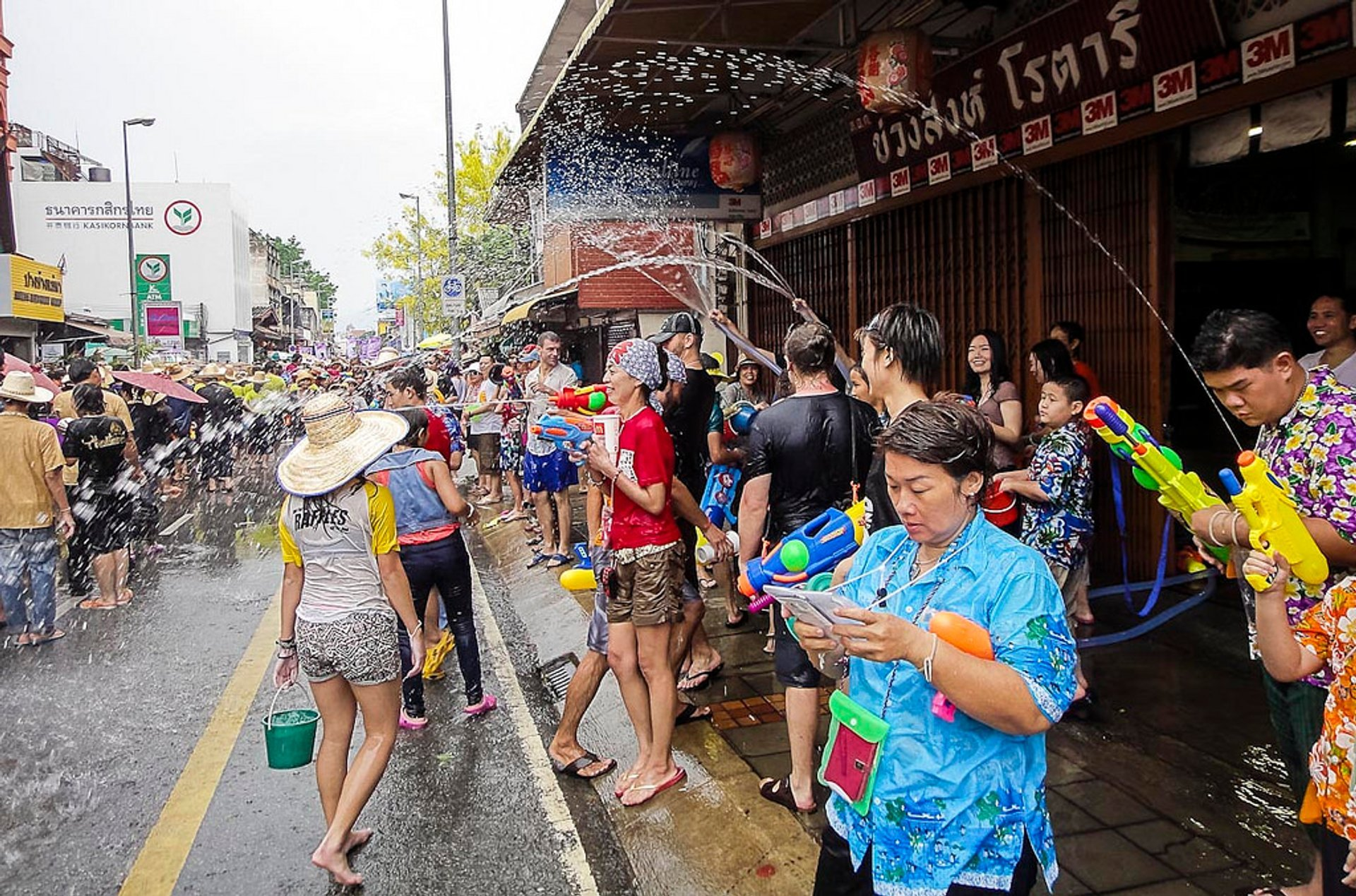 Songkran in Thailand 2019 - Best Time