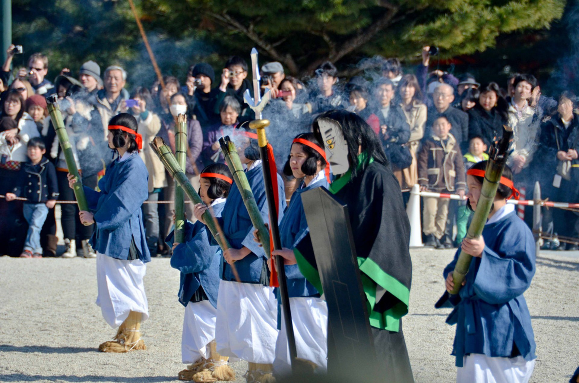 Best time to see Setsubun in Japan