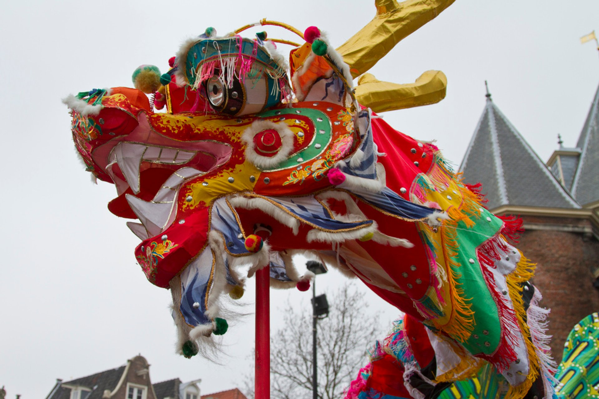 Best time to see Chinese New Year in Amsterdam 2020
