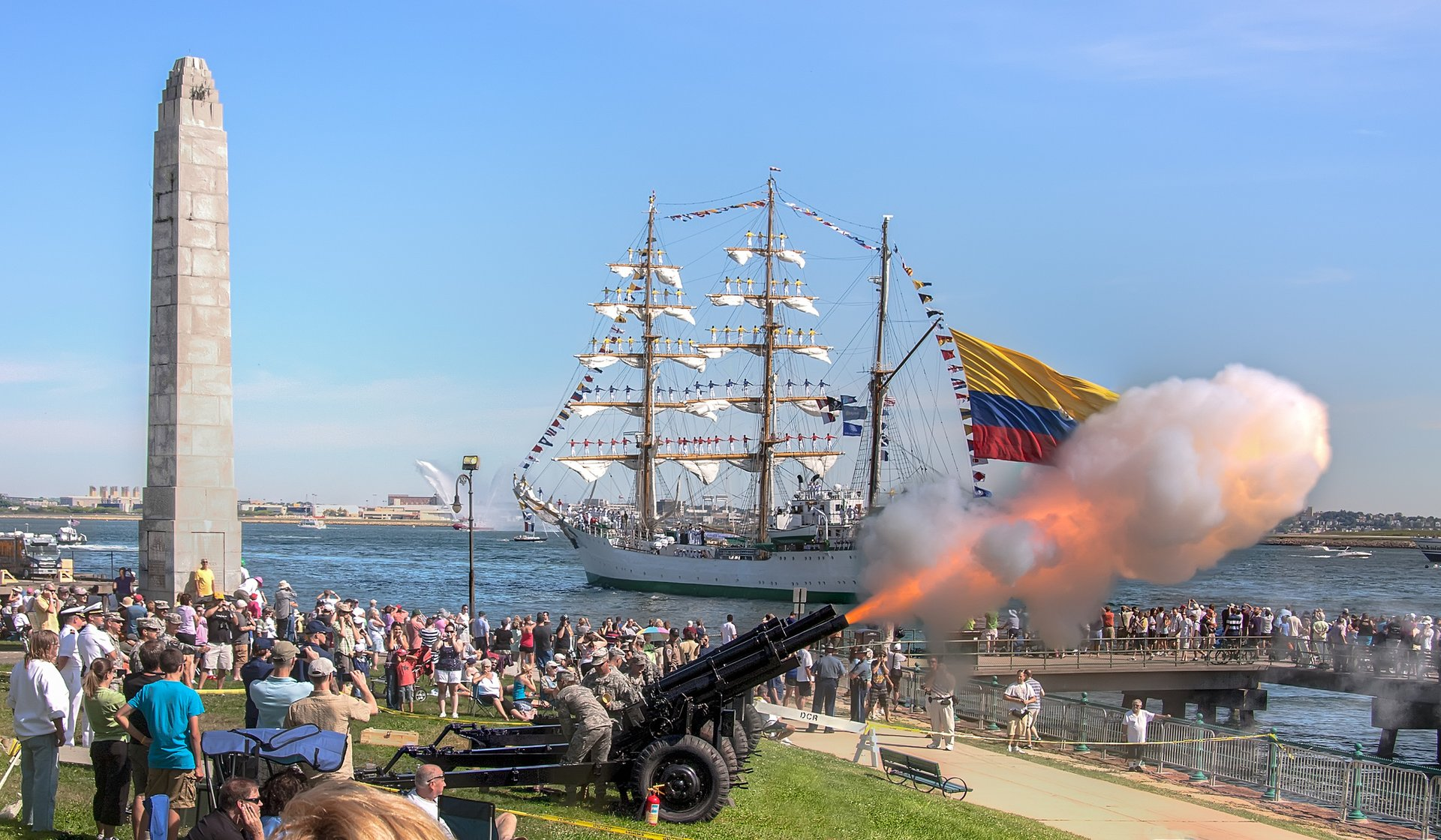 Boston Harborfest in Boston 2019 - Best Time