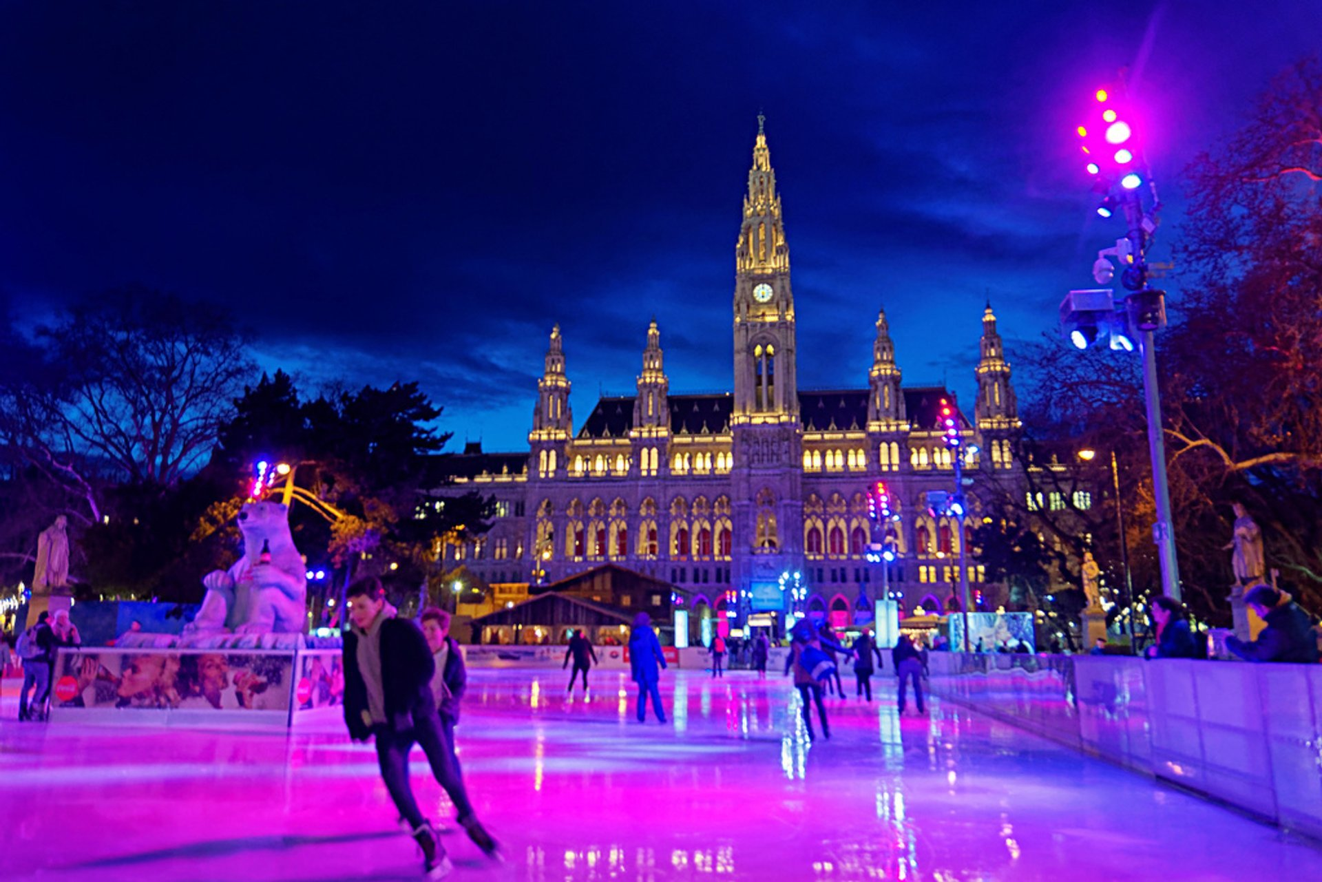 Ice Skating in Vienna 2020 - Best Time