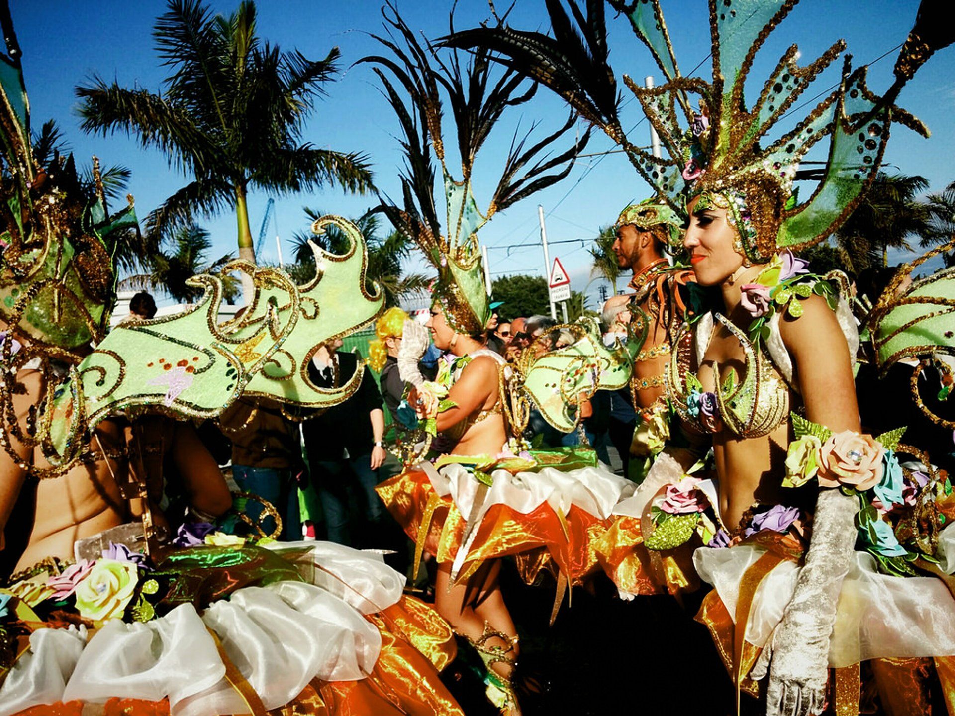 Santa Cruz de Tenerife Carnival in Canary Islands 2020 - Best Time