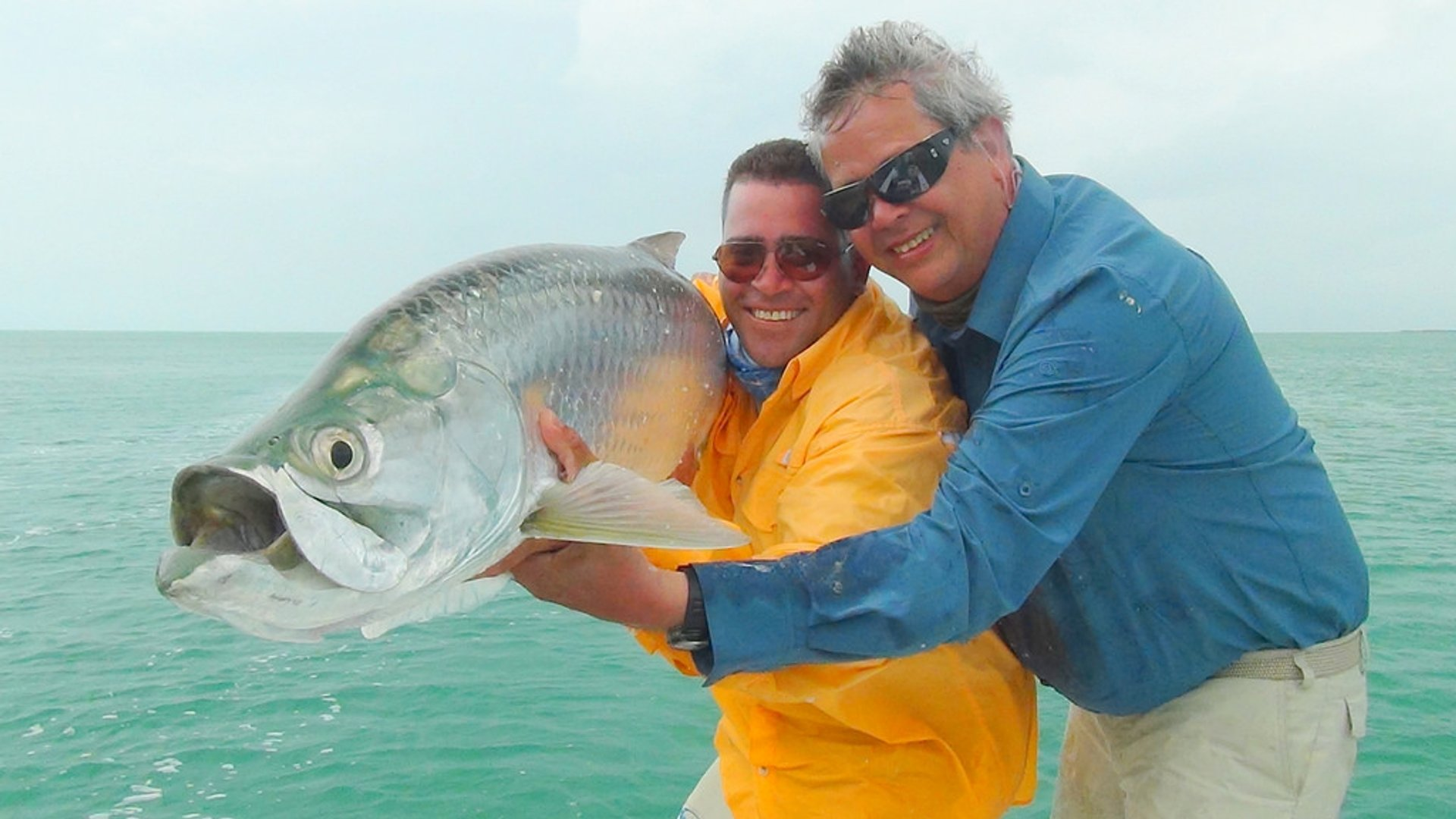 Fishing Tarpon in Cuba - Best Season 2019