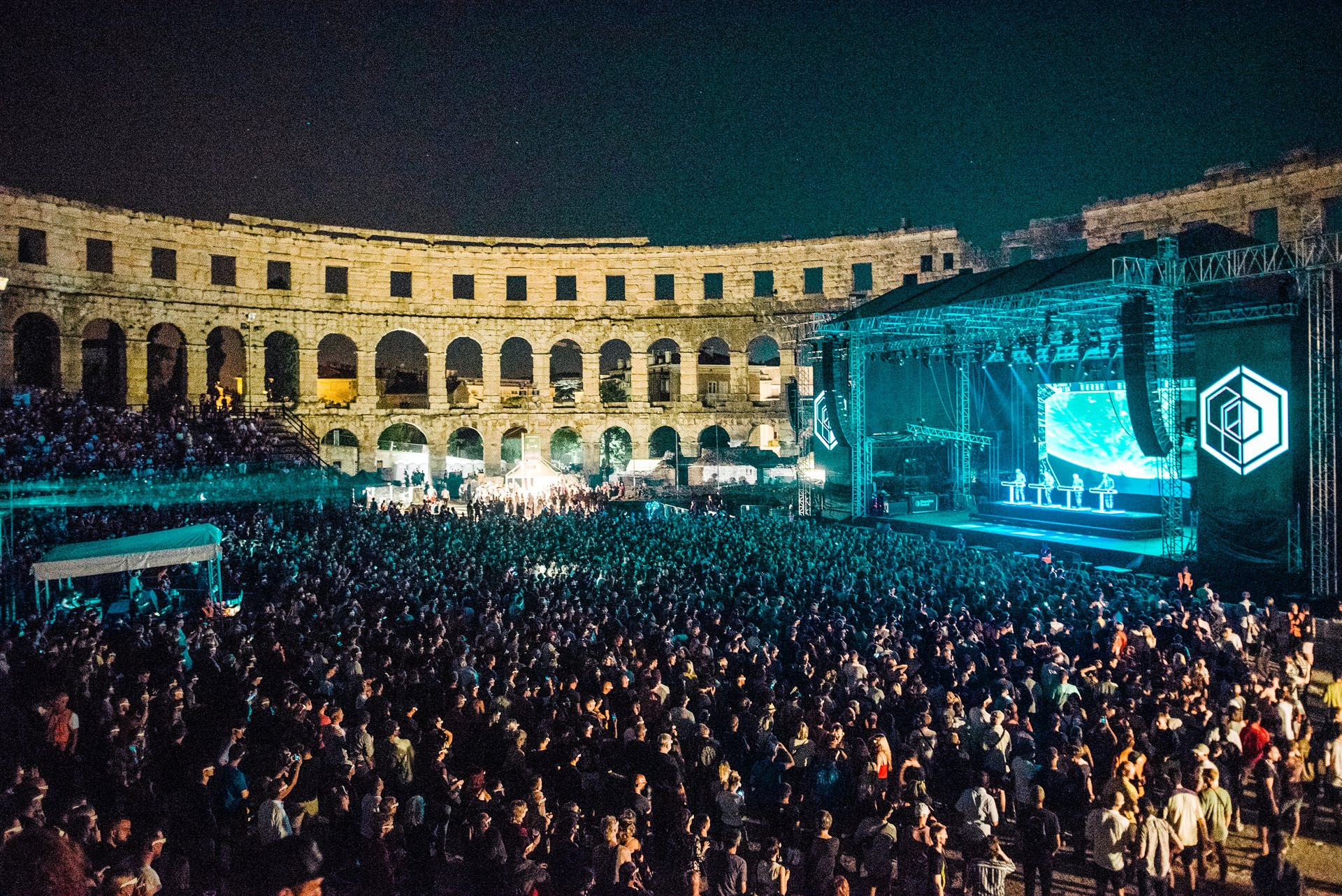 Dimensions Festival in Croatia 2020 - Best Time