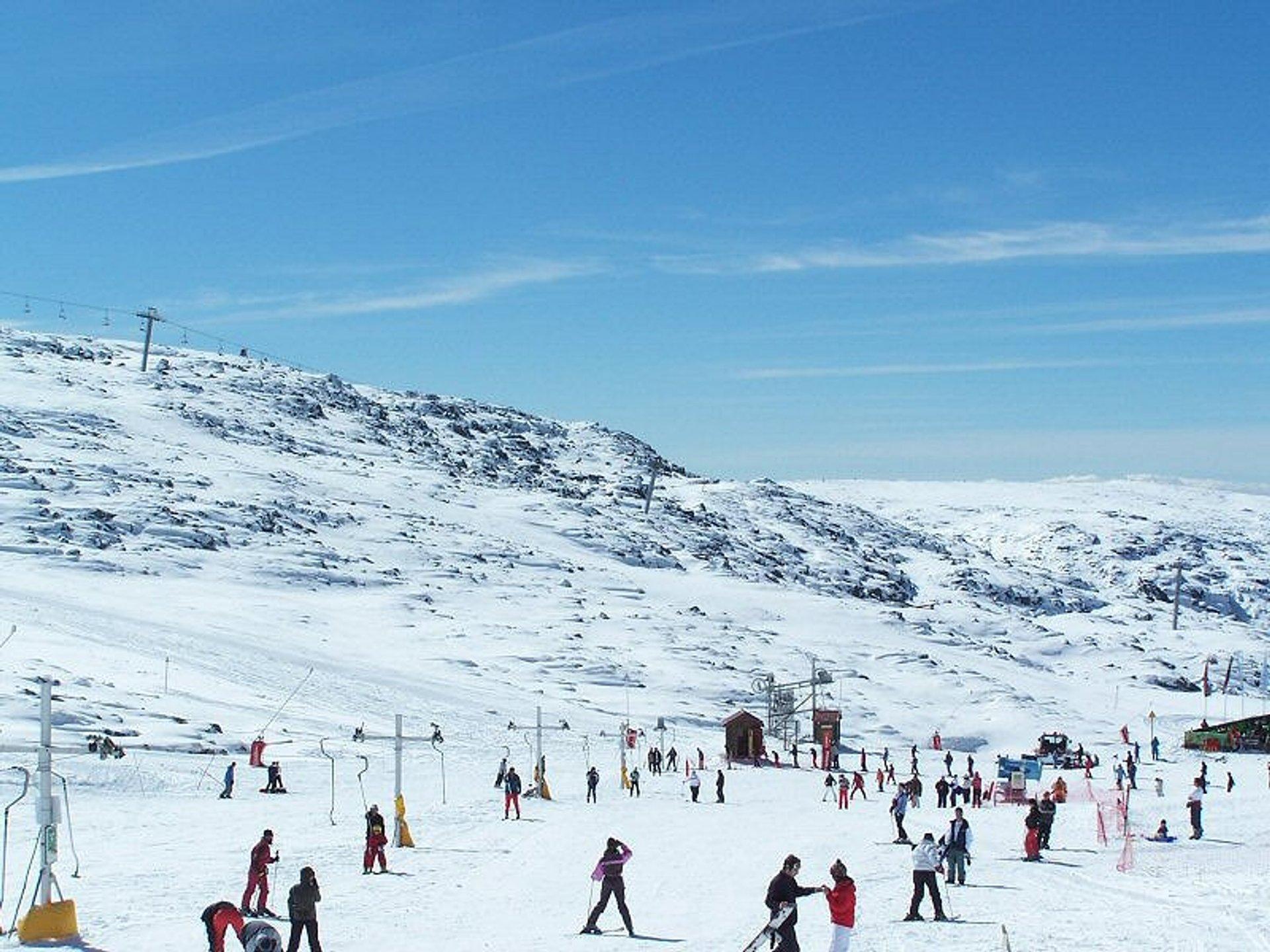 Serra da Estrela Skiing in Portugal 2020 - Best Time