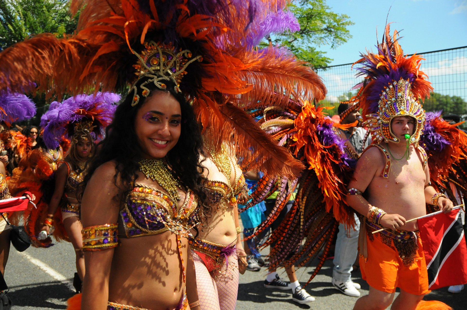 Toronto Caribbean Carnival or Caribana in Toronto - Best Season 2020