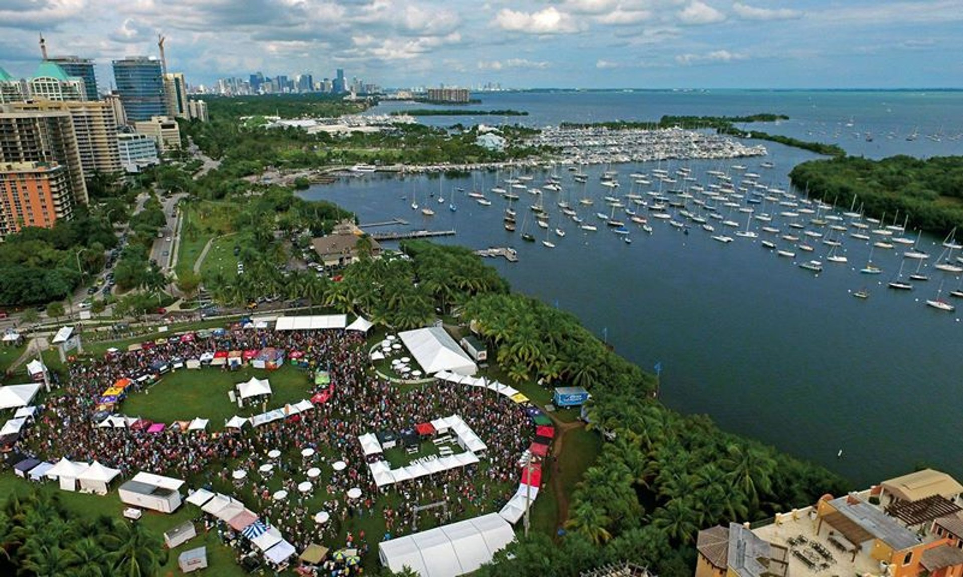 Best time for Grovetoberfest in Miami 2020