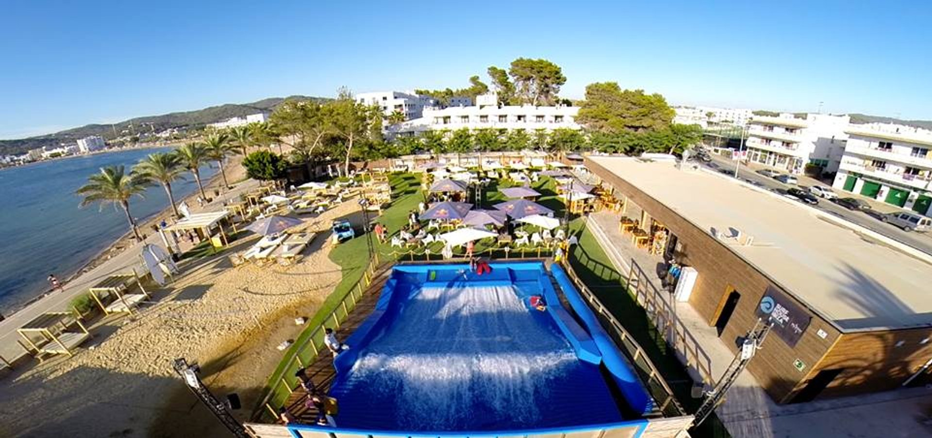 Surf Lounge Ibiza in Ibiza - Best Season 2020