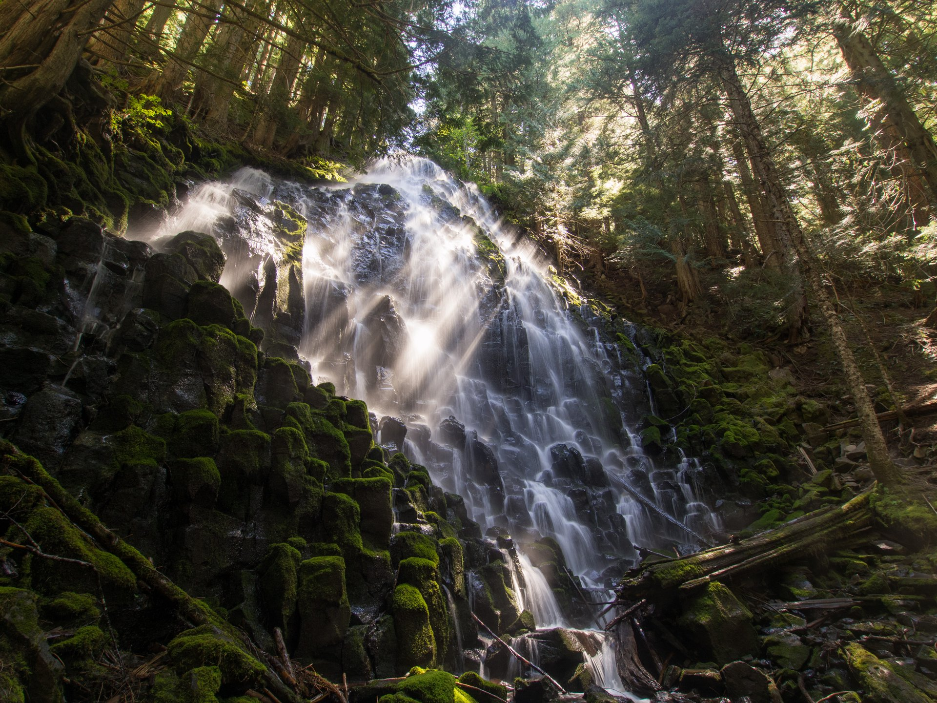 Ramona Falls in Oregon - Best Season 2020