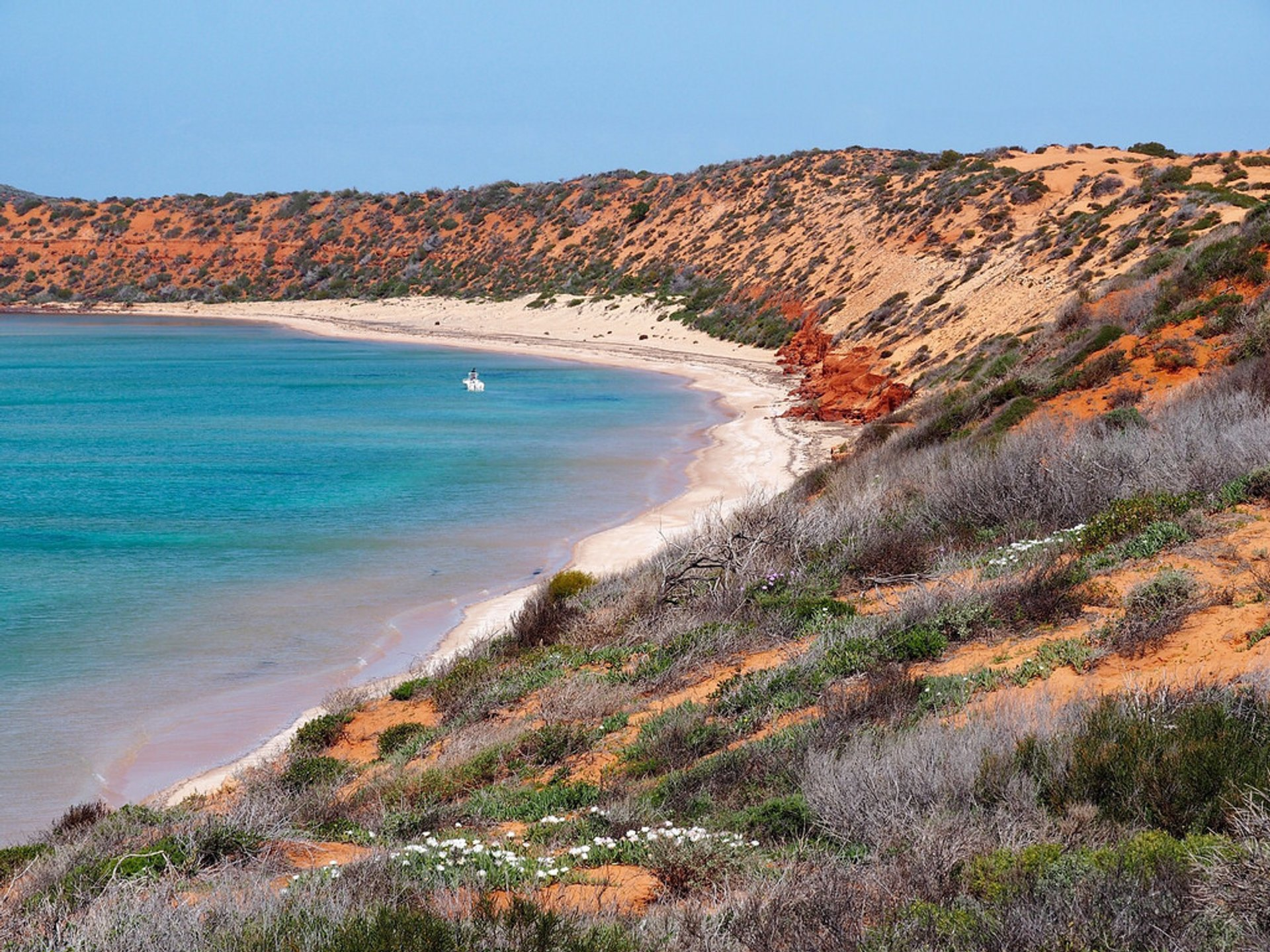 Francois Peron National Park  in Western Australia 2020 - Best Time
