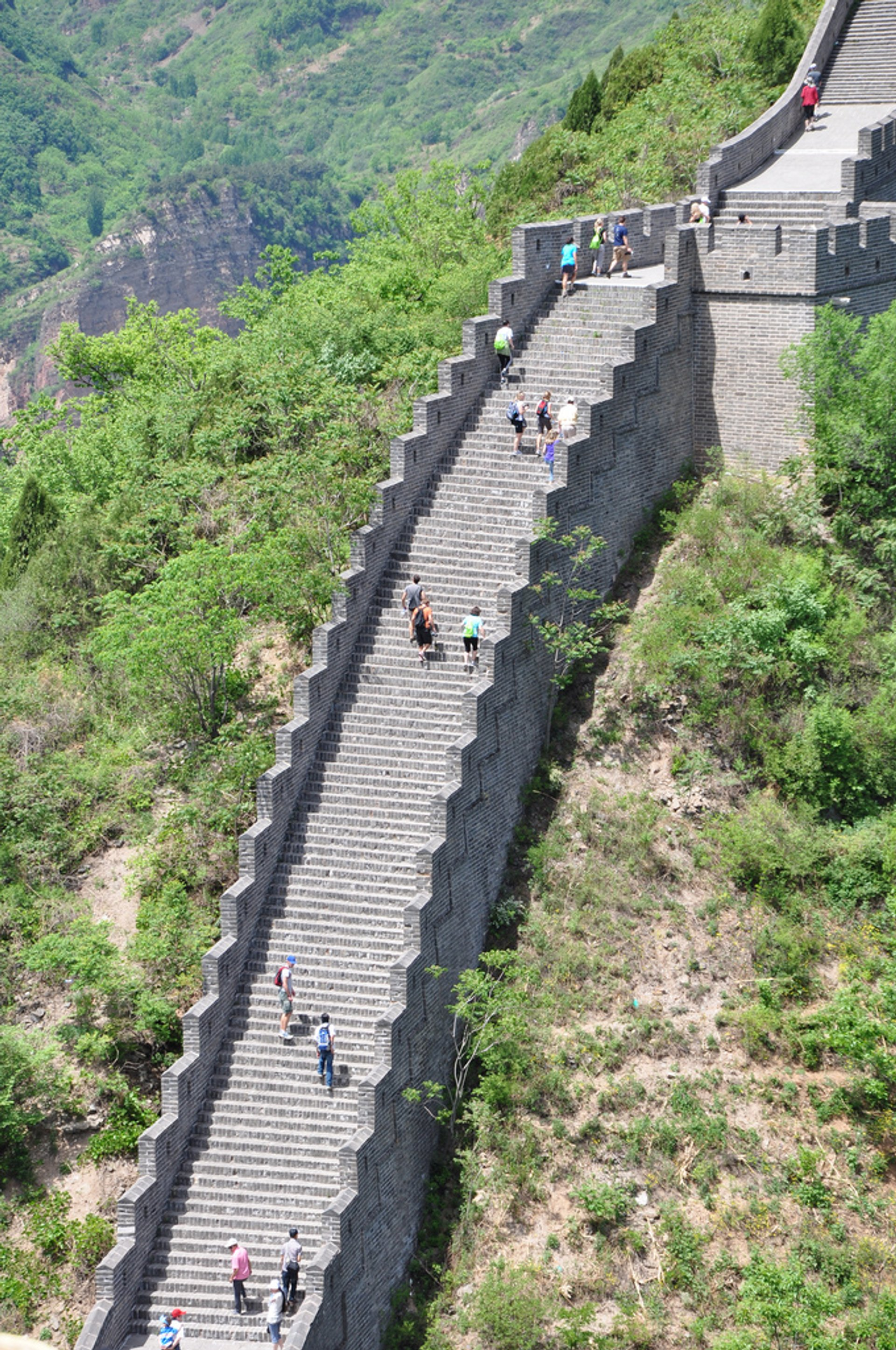 Best time to see Great Wall Marathon in China 2019