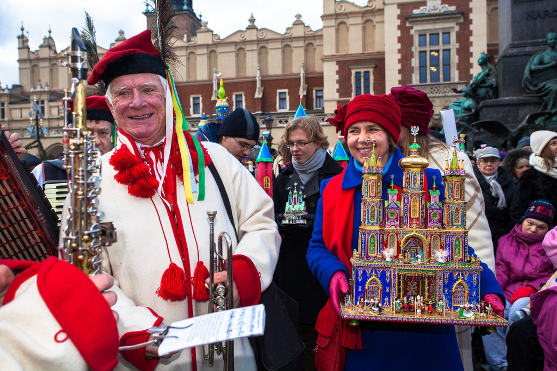 Szopka or Nativity Scene Competition in Krakow 2020 - Best Time