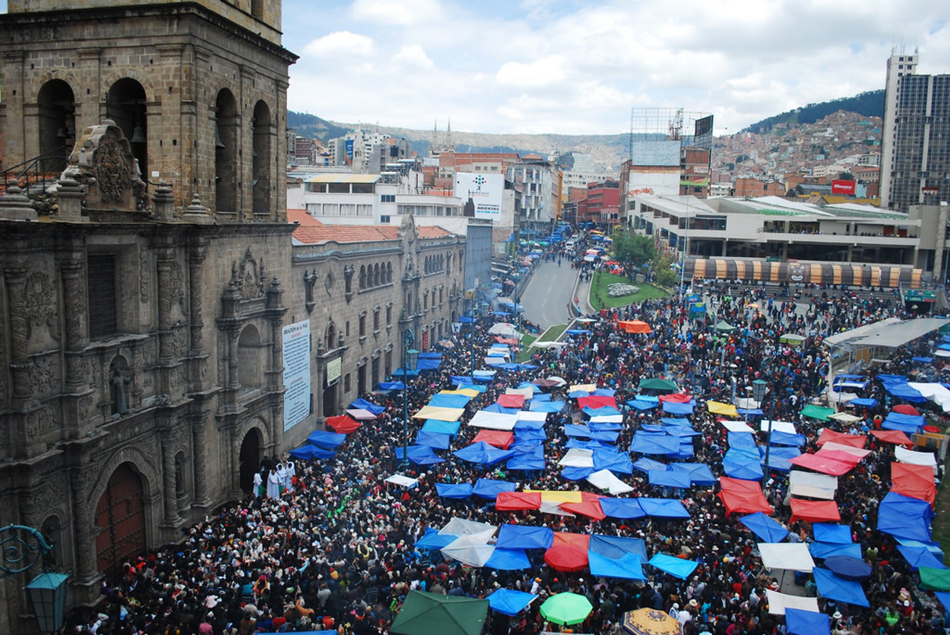 Feria de las Alasitas in Bolivia - Best Season 2019