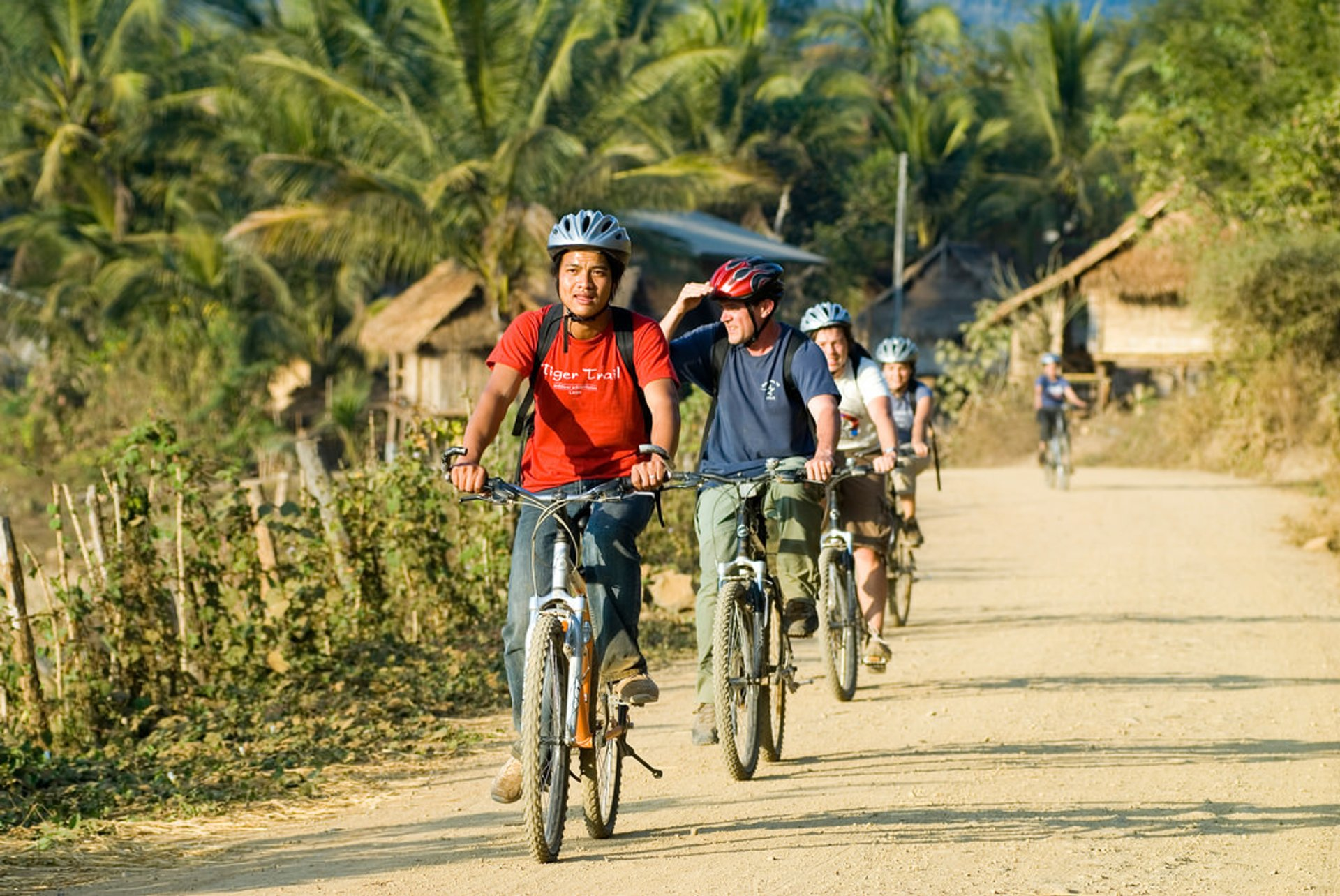 Cycling in Laos - Best Season