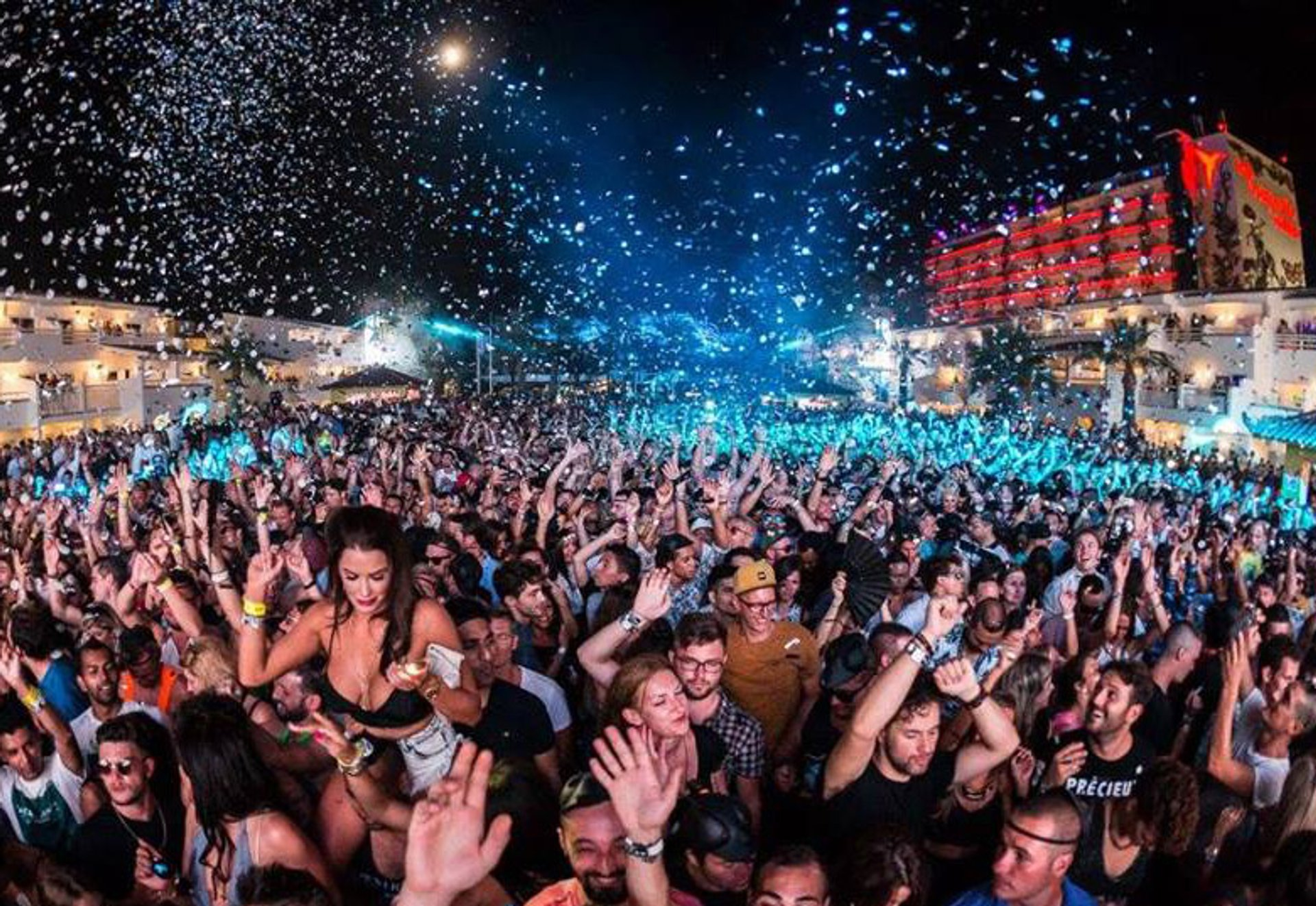 Ibiza Closing Parties in Ibiza 2019 - Best Time