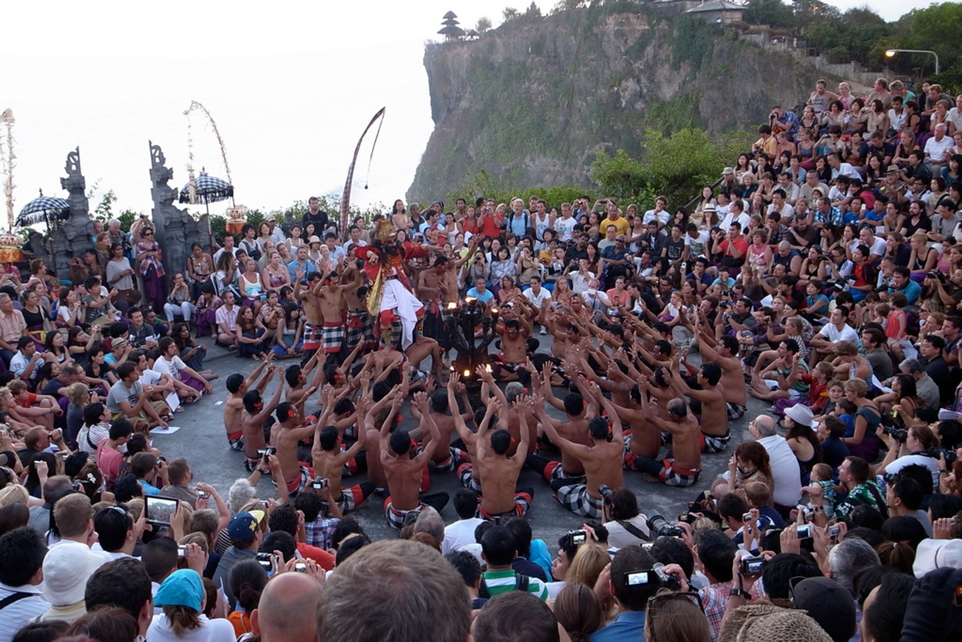 Best time for Kecak or Monkey Dance in Bali 2020