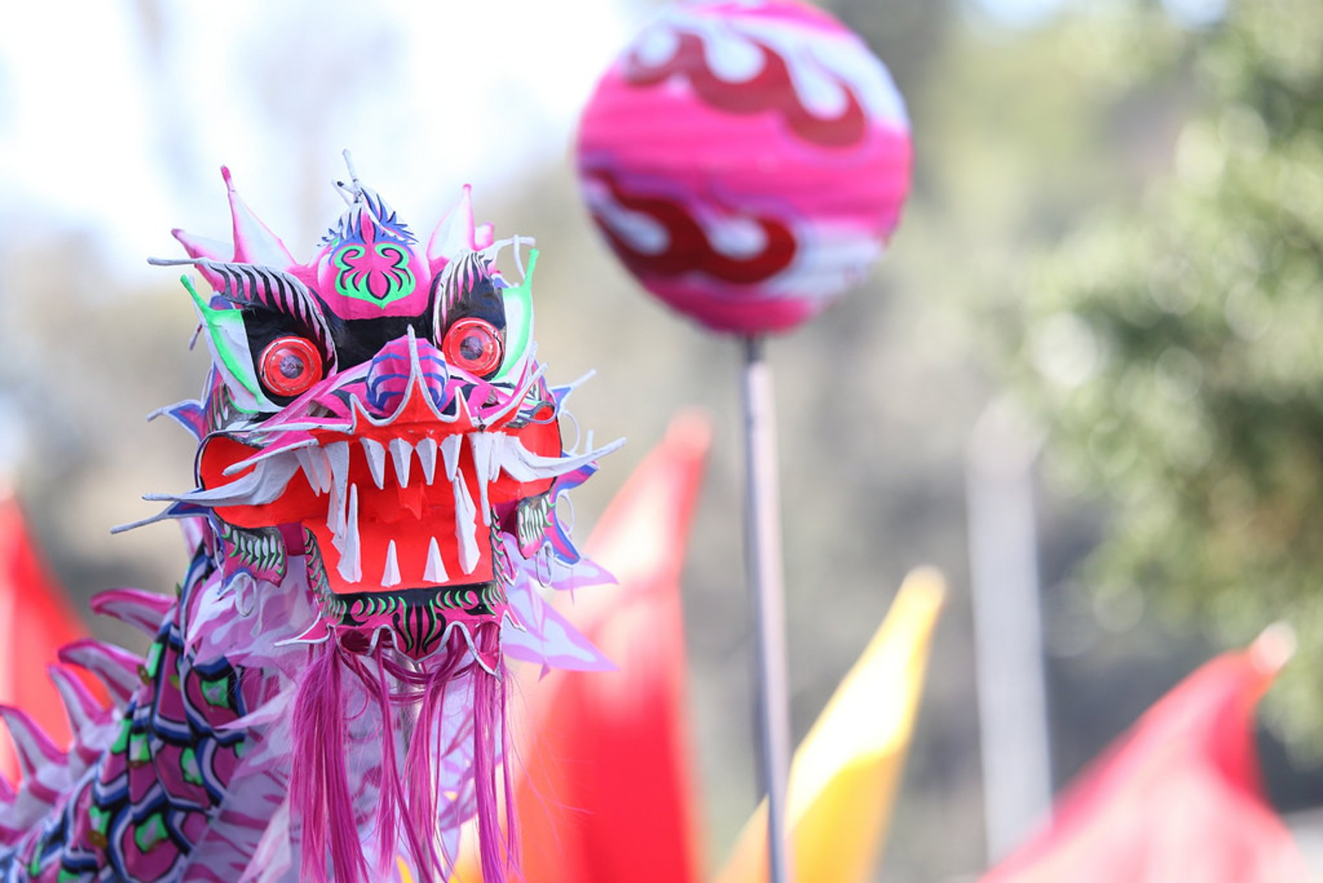 Chinese New Year 2021 in Los Angeles - Dates & Map