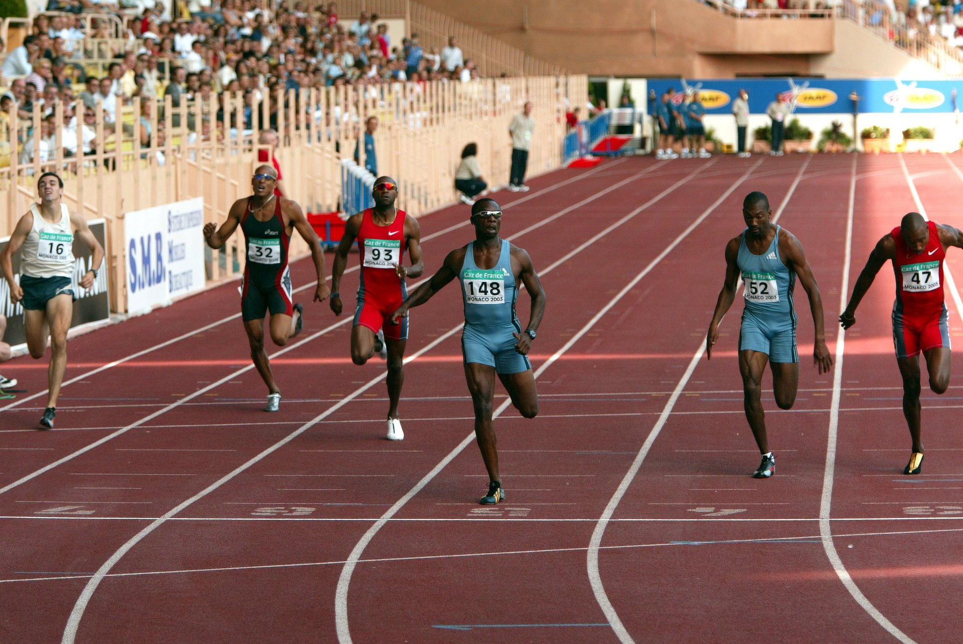 Monaco Run in Monaco - Best Season 2020