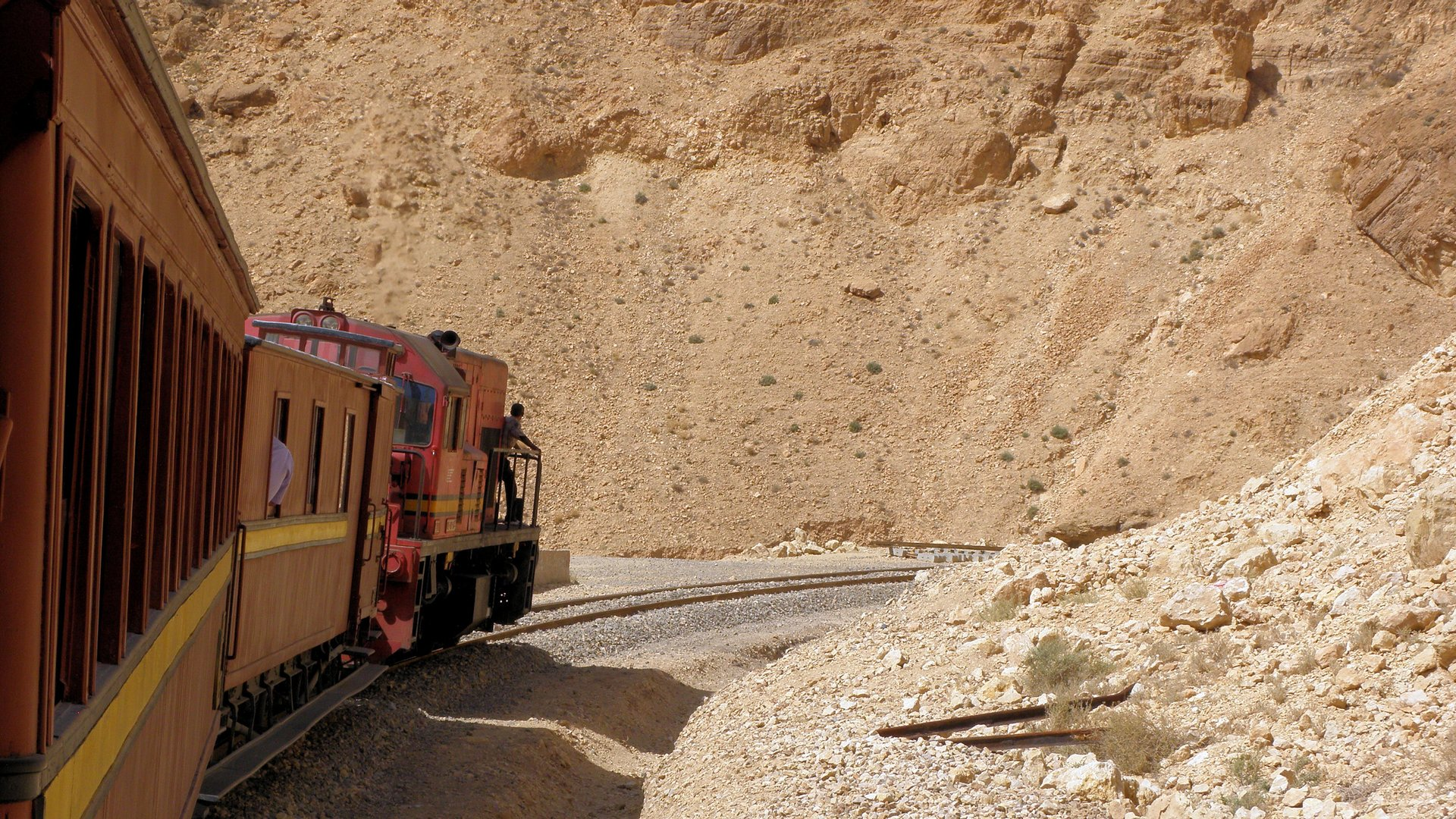 Le Train Lézard Rouge in Tunisia 2019 - Best Time