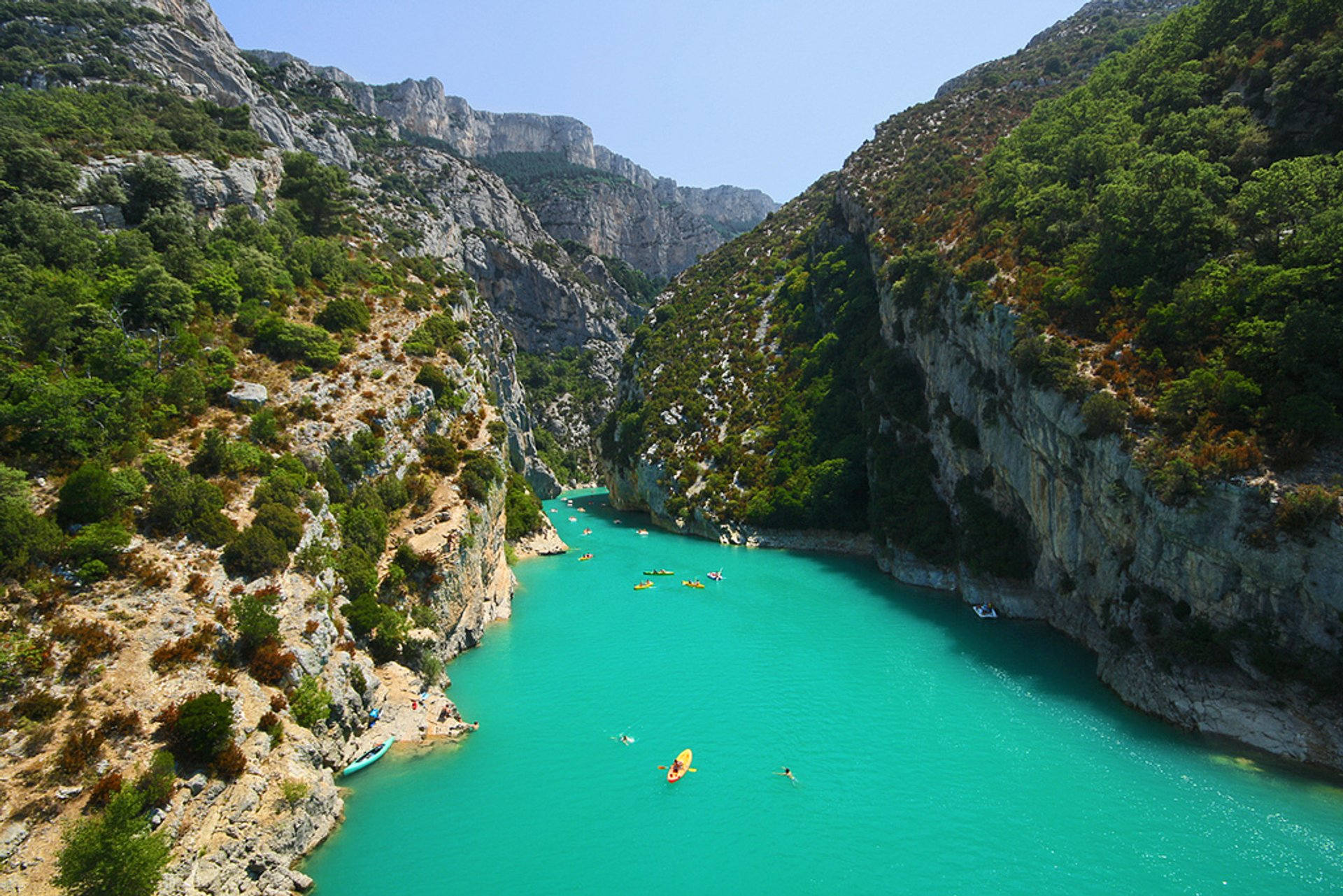 Hiking in Gorges du Verdon in Provence & French Riviera - Best Season 2020