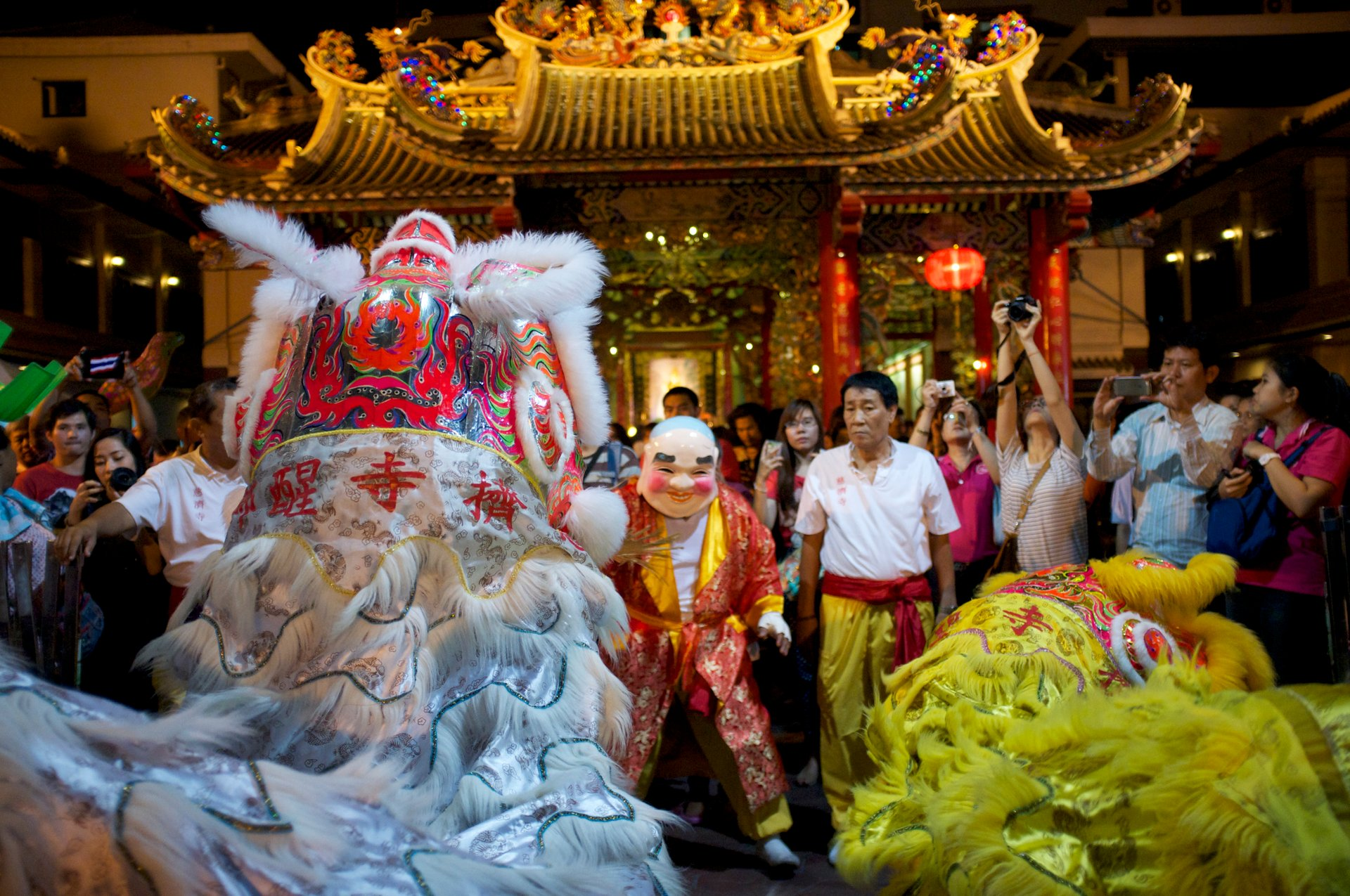 Chinese New Year 2021 in Thailand - Dates & Map