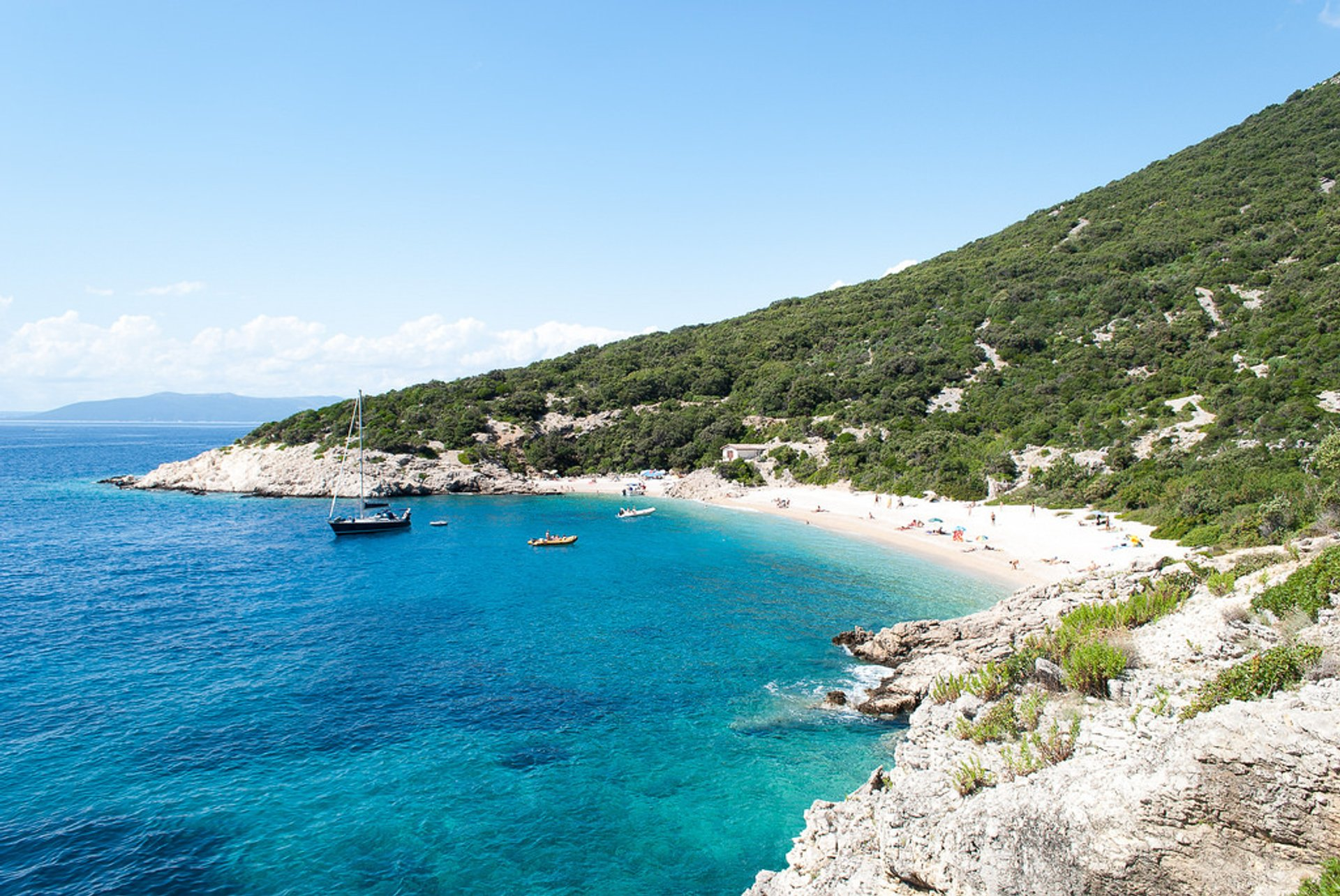 Beach Season in Croatia 2020 - Best Time
