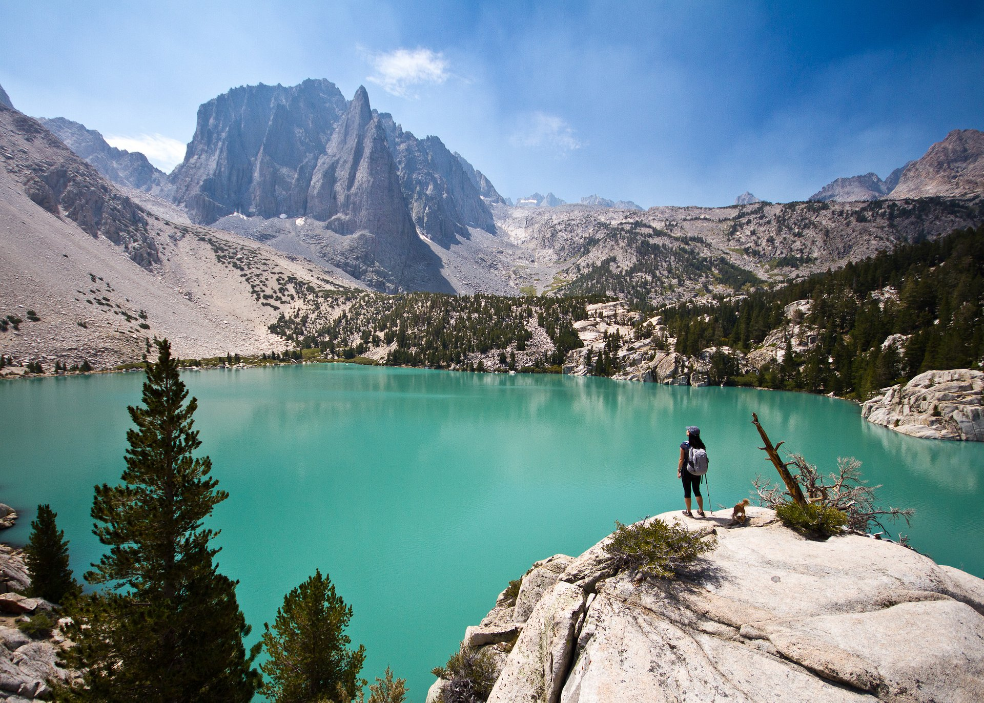 Big Pine Lakes in California 2019 - Best Time