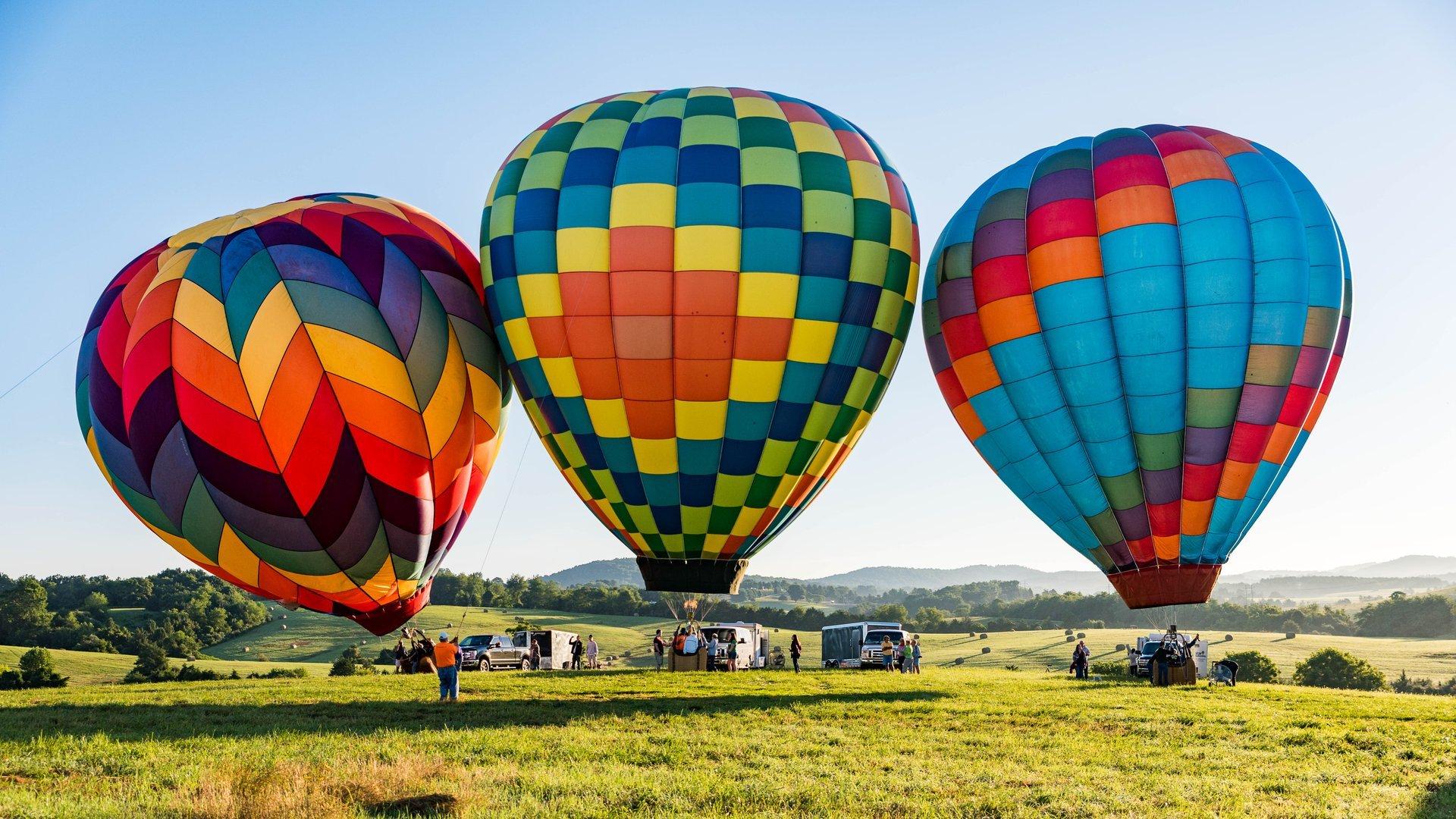 Balloons Over Rockbridge in Virginia 2020 - Best Time