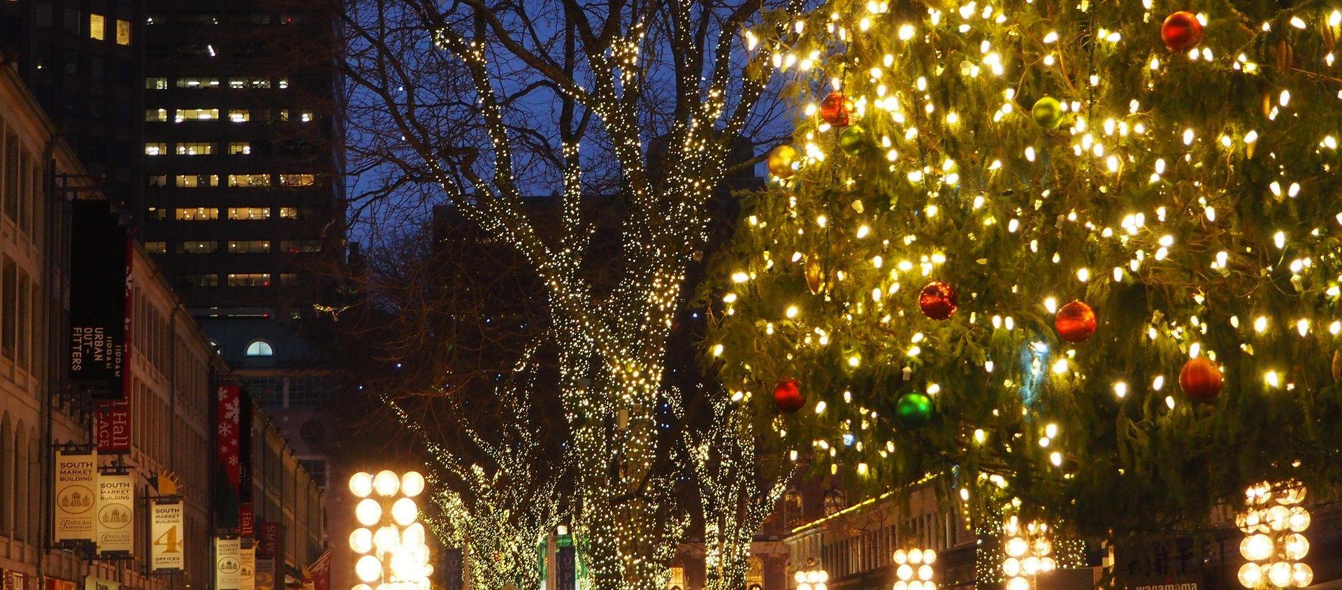 Christmas Lights in Boston - Best Season 2020