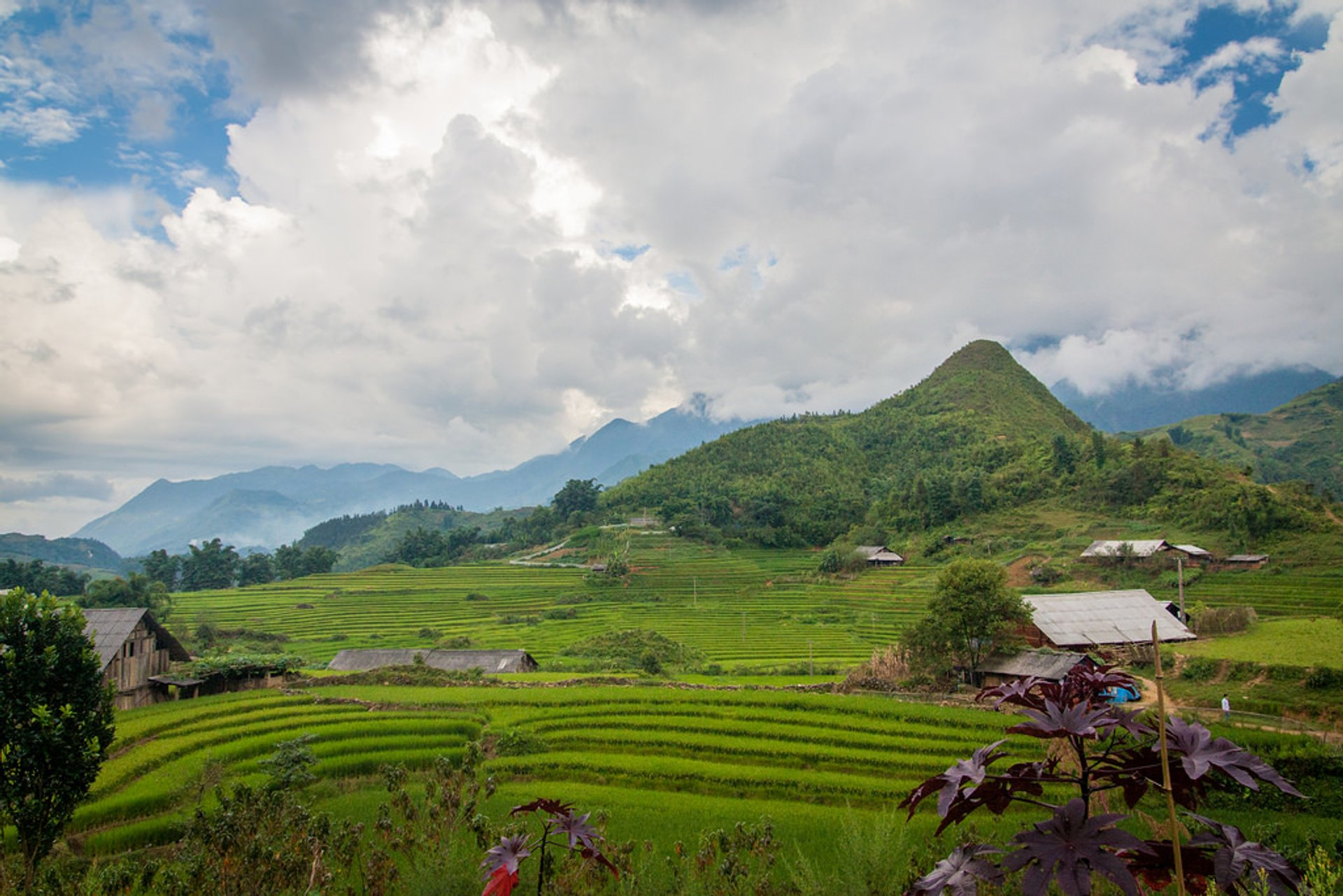 Best time for Trekking Around Sa Pa in Vietnam 2020