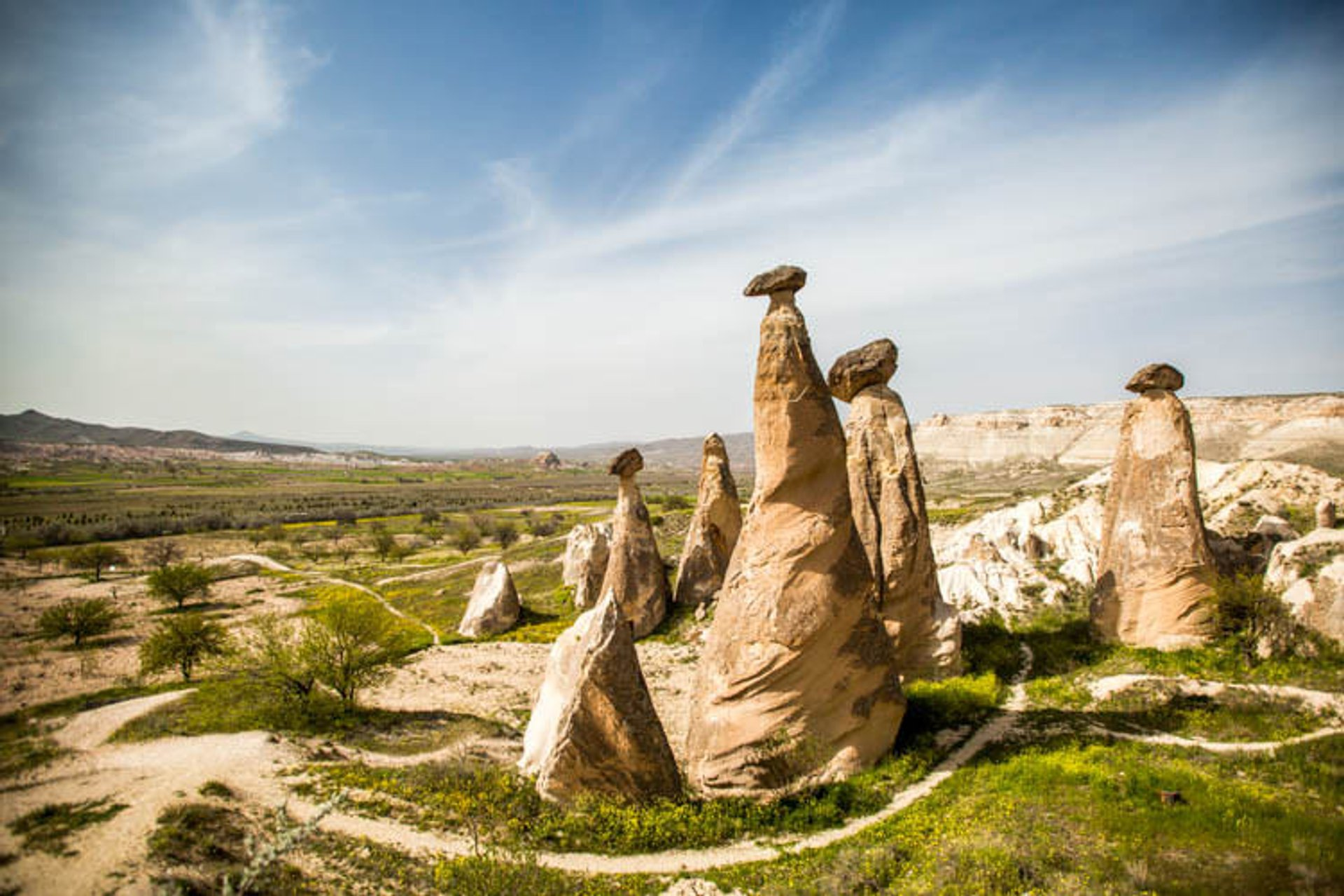 Hiking and Trekking in Cappadocia - Best Season 2020