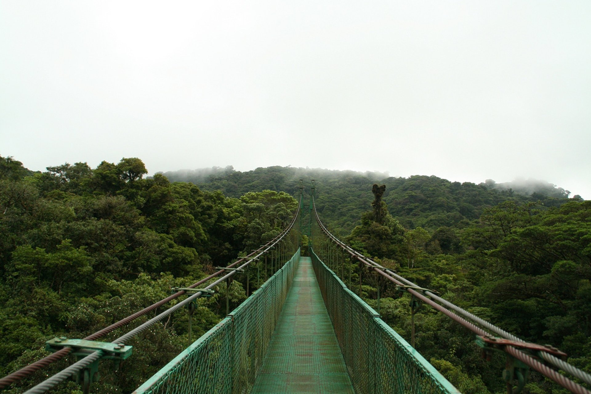 Wet Season (Summer) in Costa Rica 2019 - Best Time