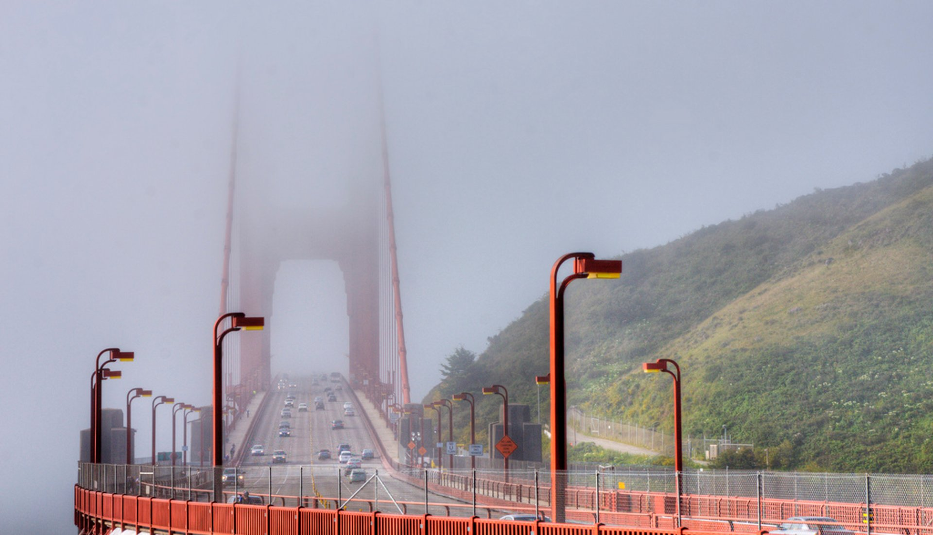 Best time for Fogs in San Francisco 2020
