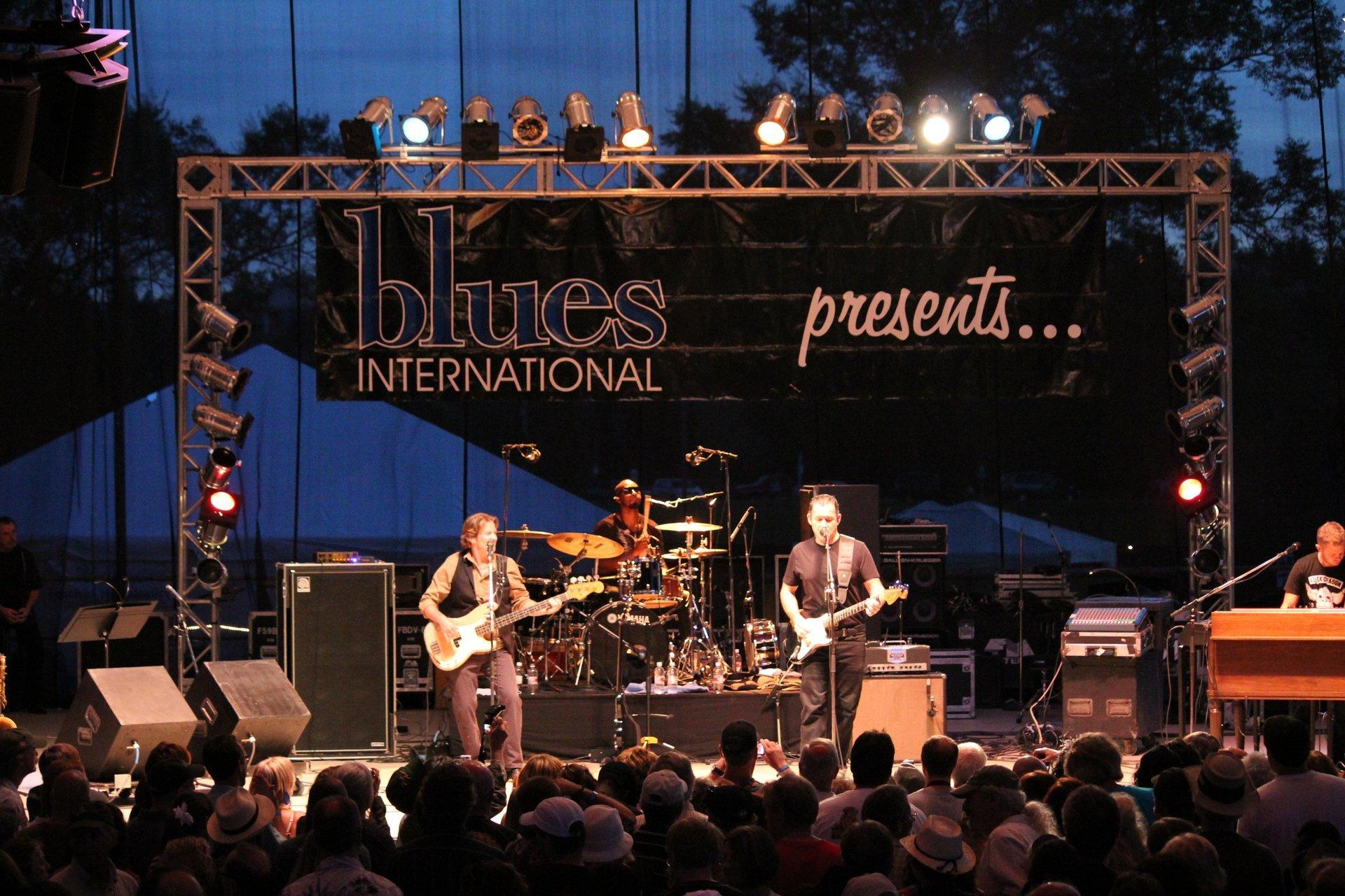 Edmonton Blues Festival in Edmonton - Best Season 2020