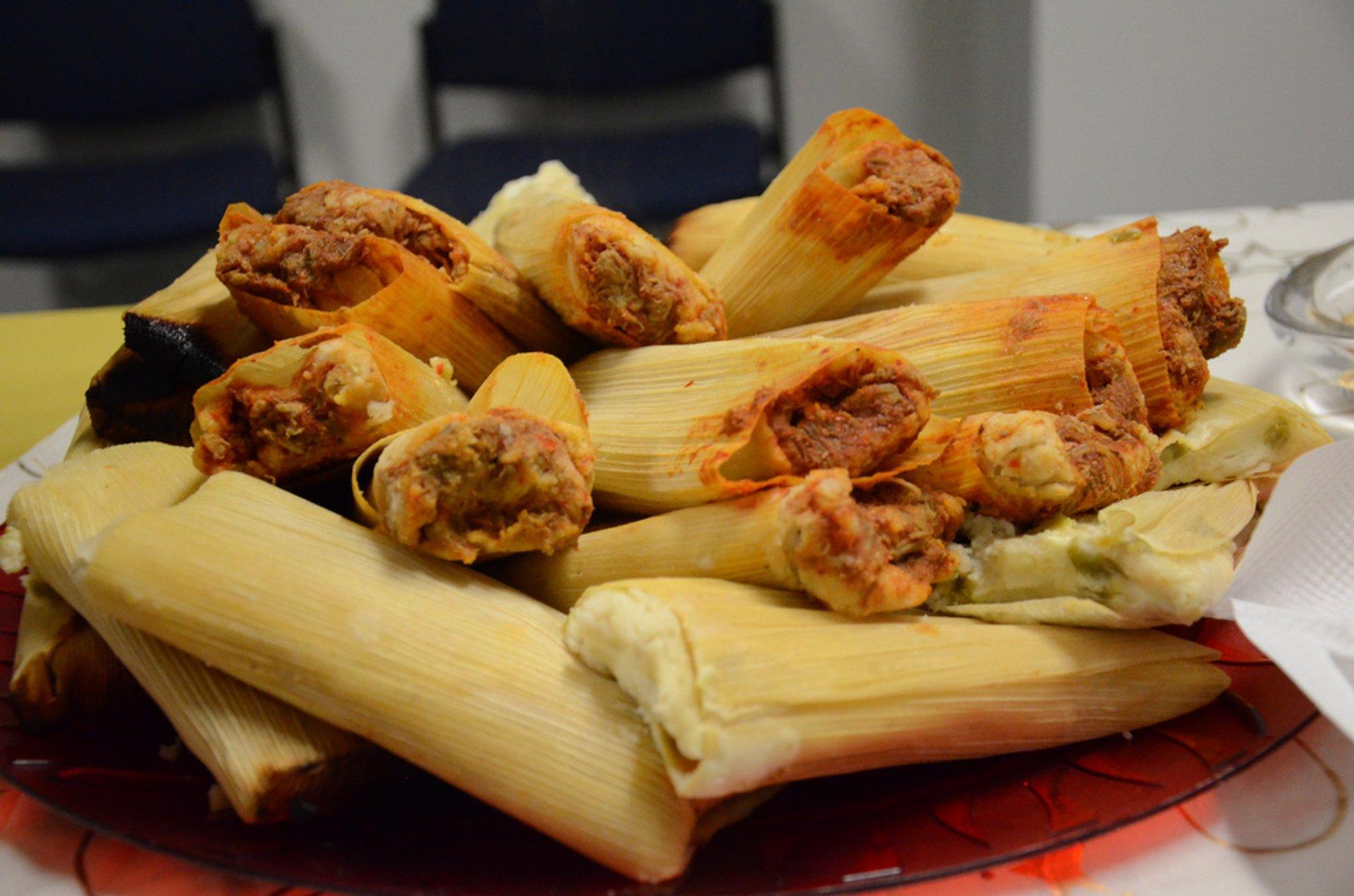 Tamales 2020