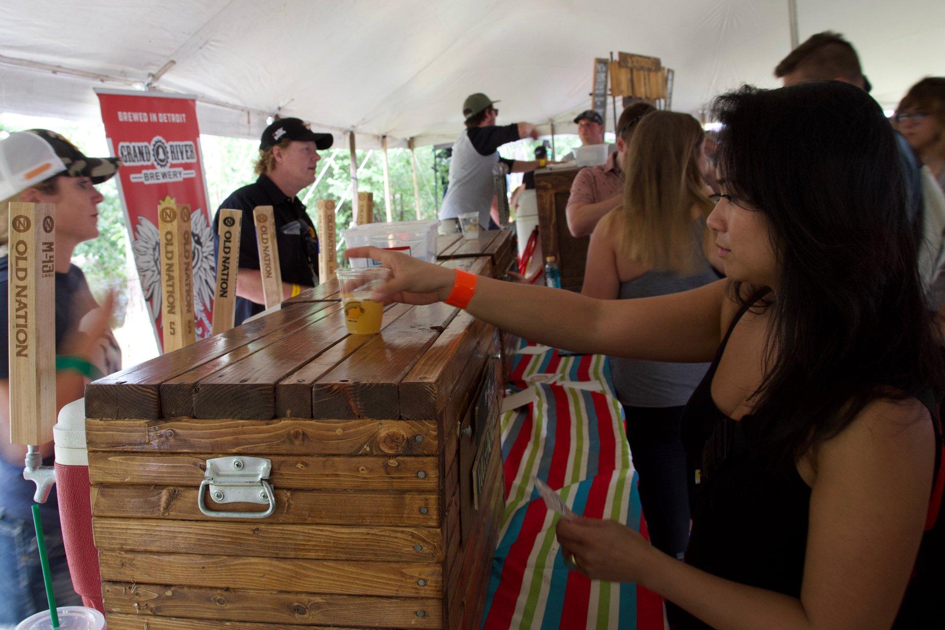 Michigan Summer Beer Festival in Midwest - Best Season 2020
