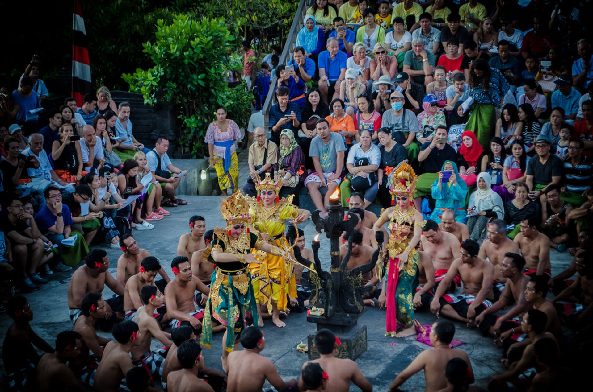 Kecak or Monkey Dance in Bali - Best Season 2020