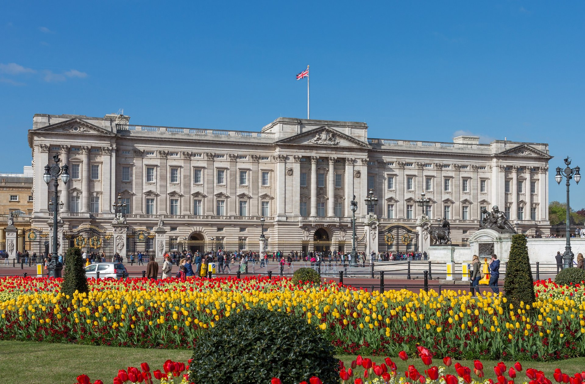 Buckingham Palace Tours in London 2020 - Best Time