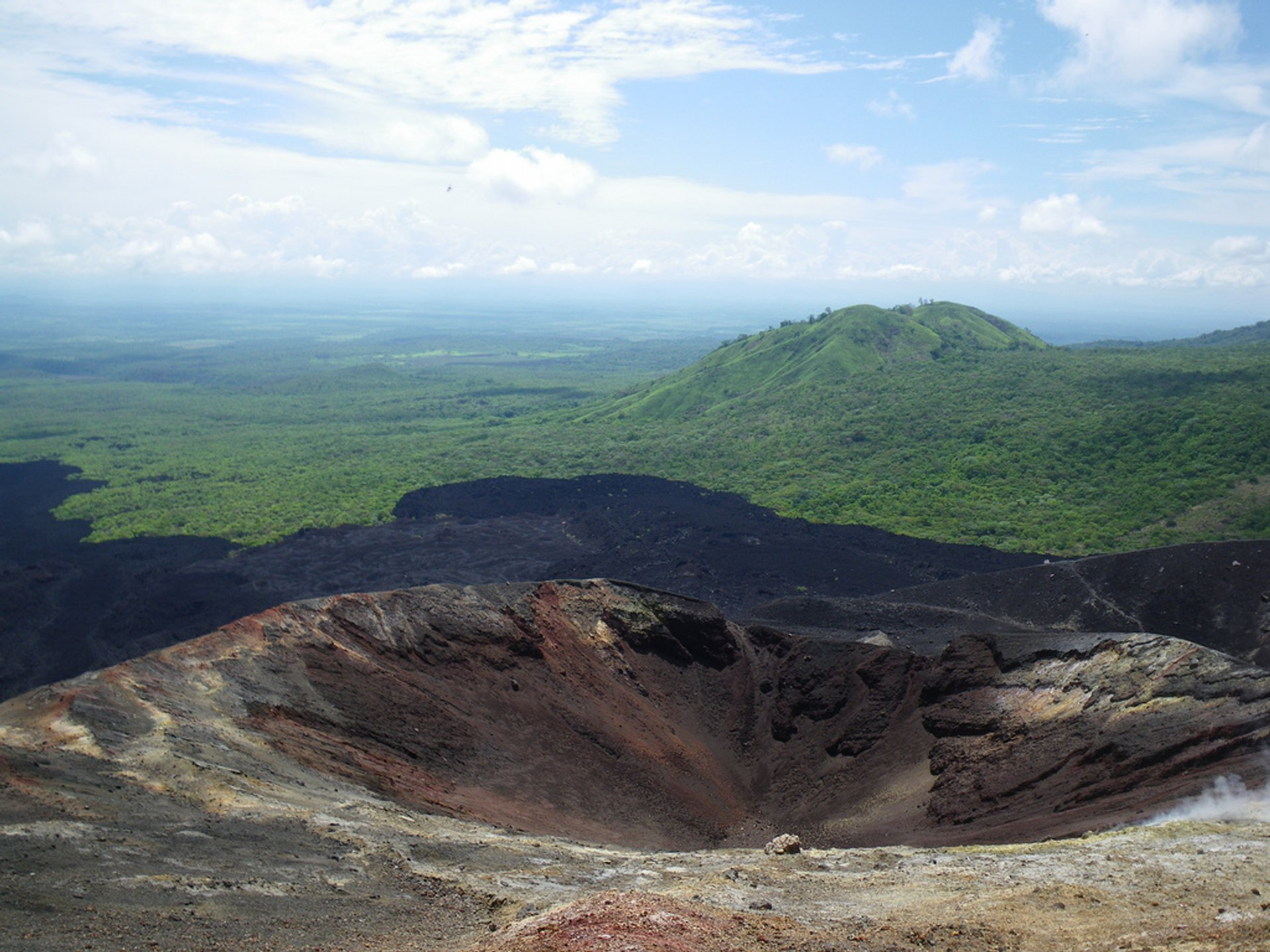 Best time for Volcano Boarding in Nicaragua 2020