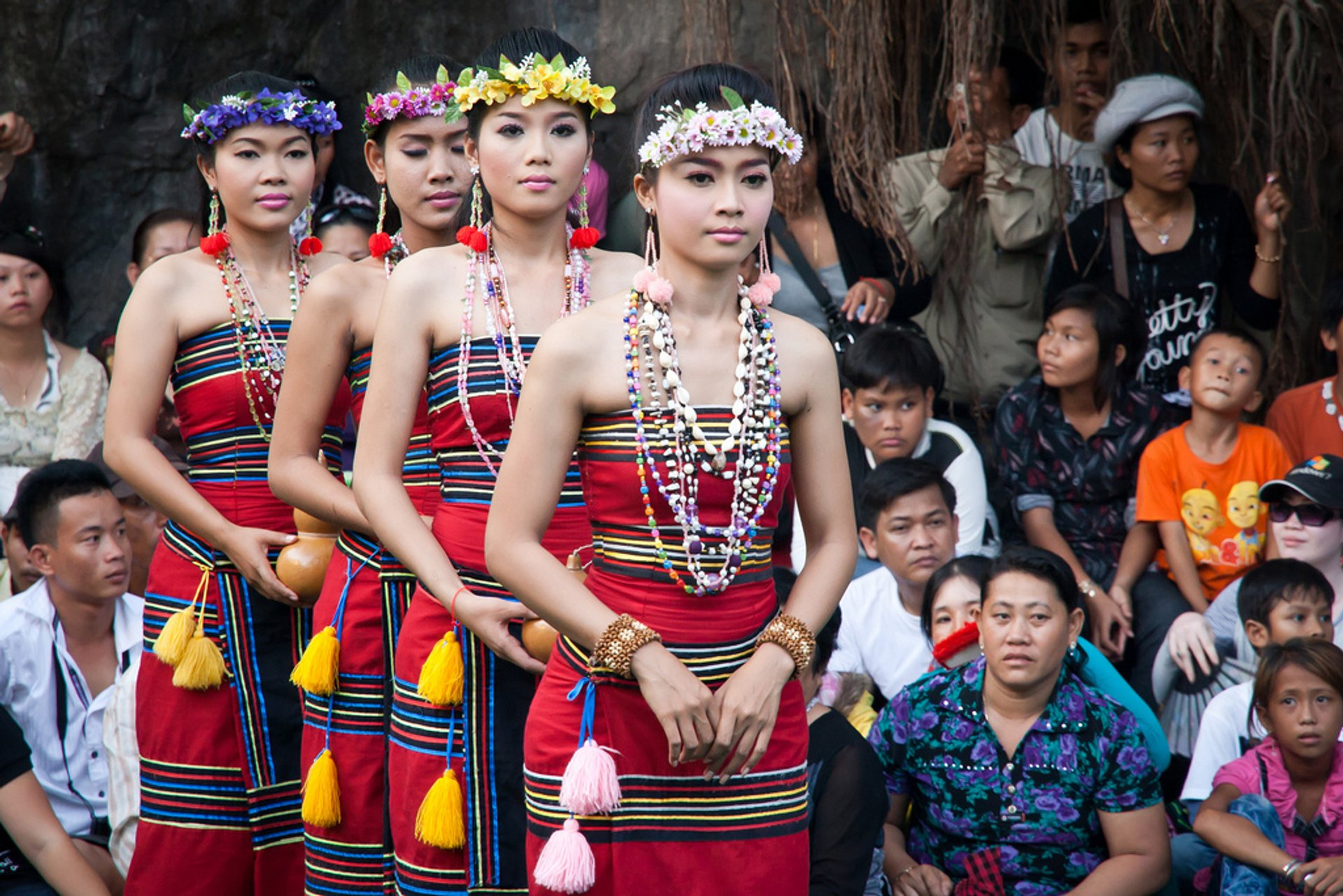 Khmer New Year's Day in Cambodia 2019 - Best Time