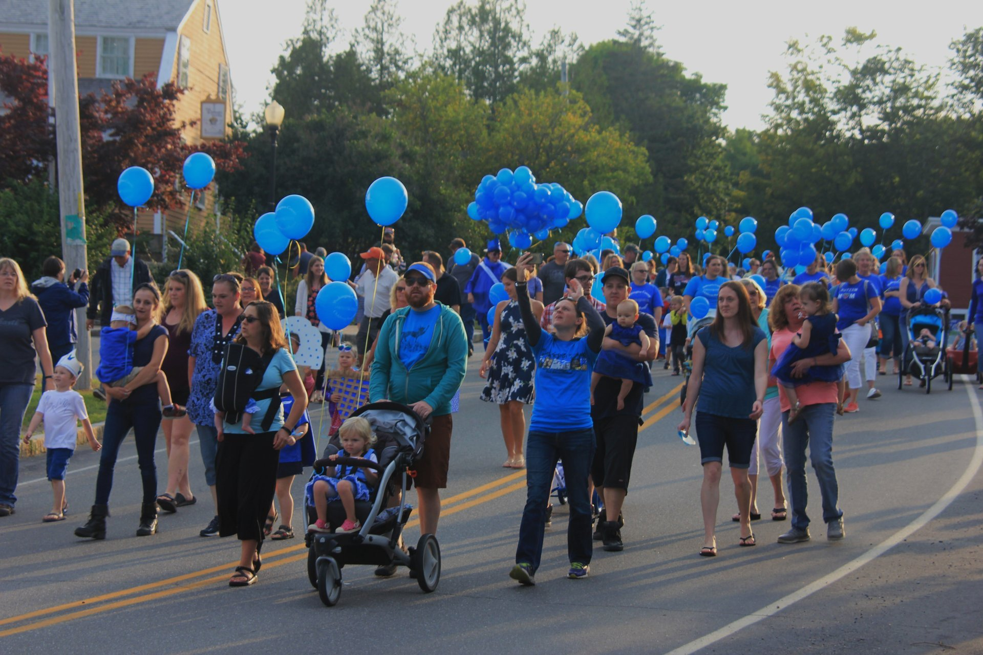 BBF children's parade 2020