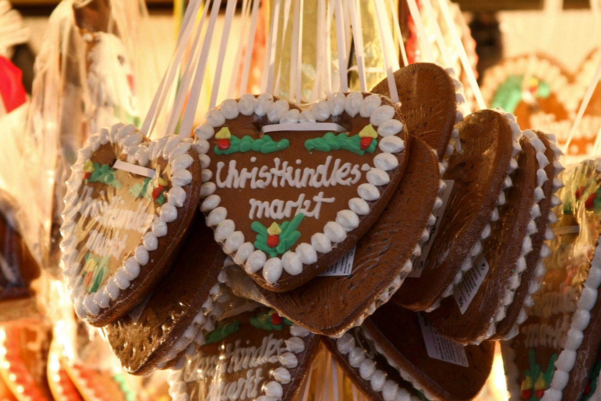 Lebkuchen-Schnitten 2019