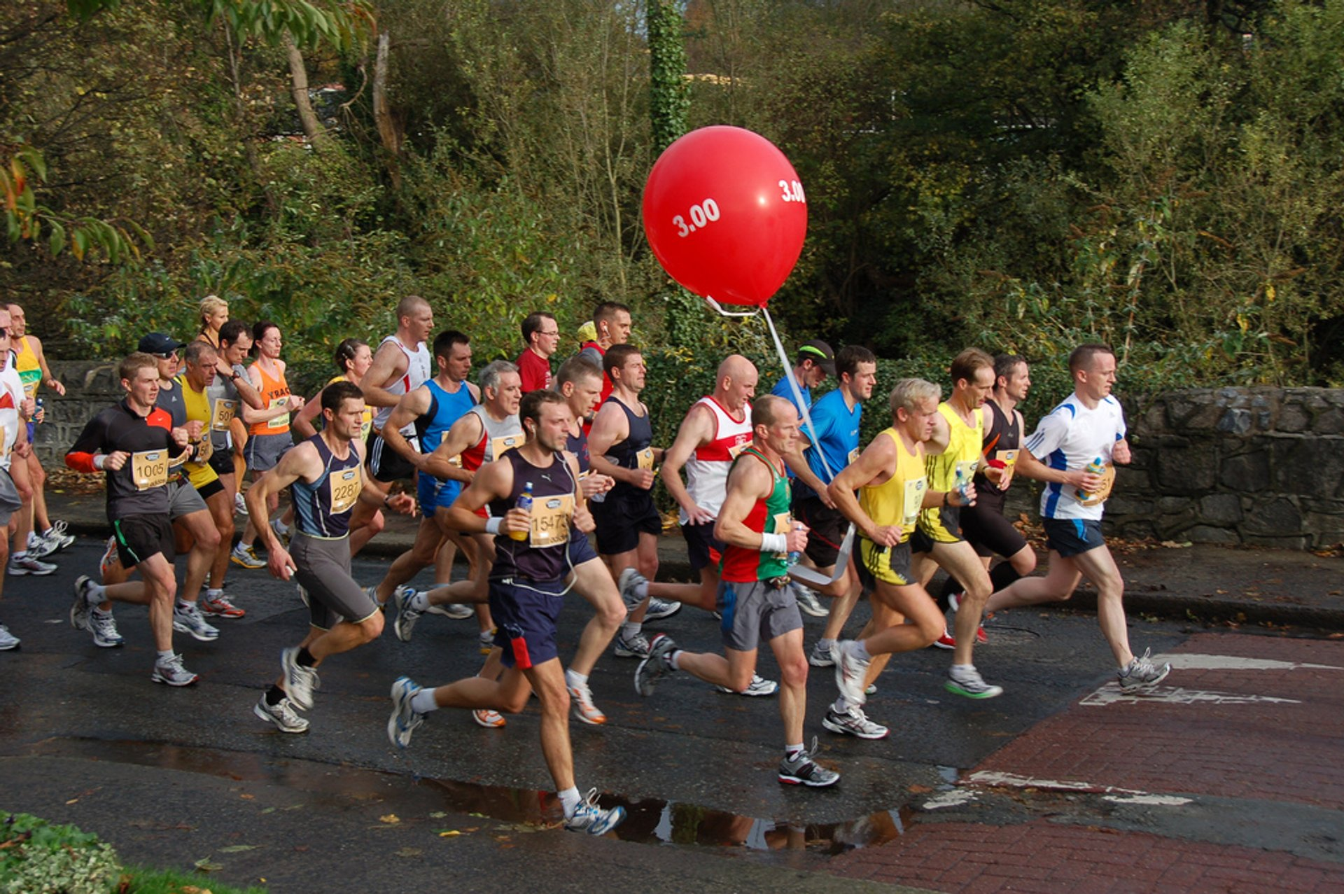 KBC Dublin Marathon in Dublin - Best Season 2020