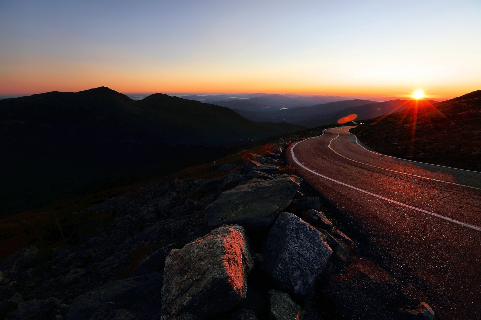 Mount Washington Auto Road in New Hampshire - Best Season 2020