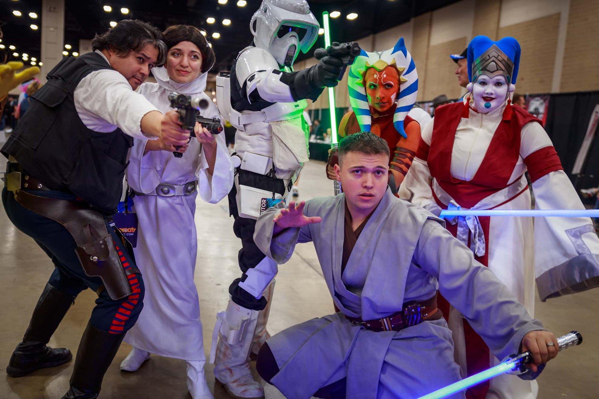 Alamo City Comic Con in Texas 2020 - Best Time