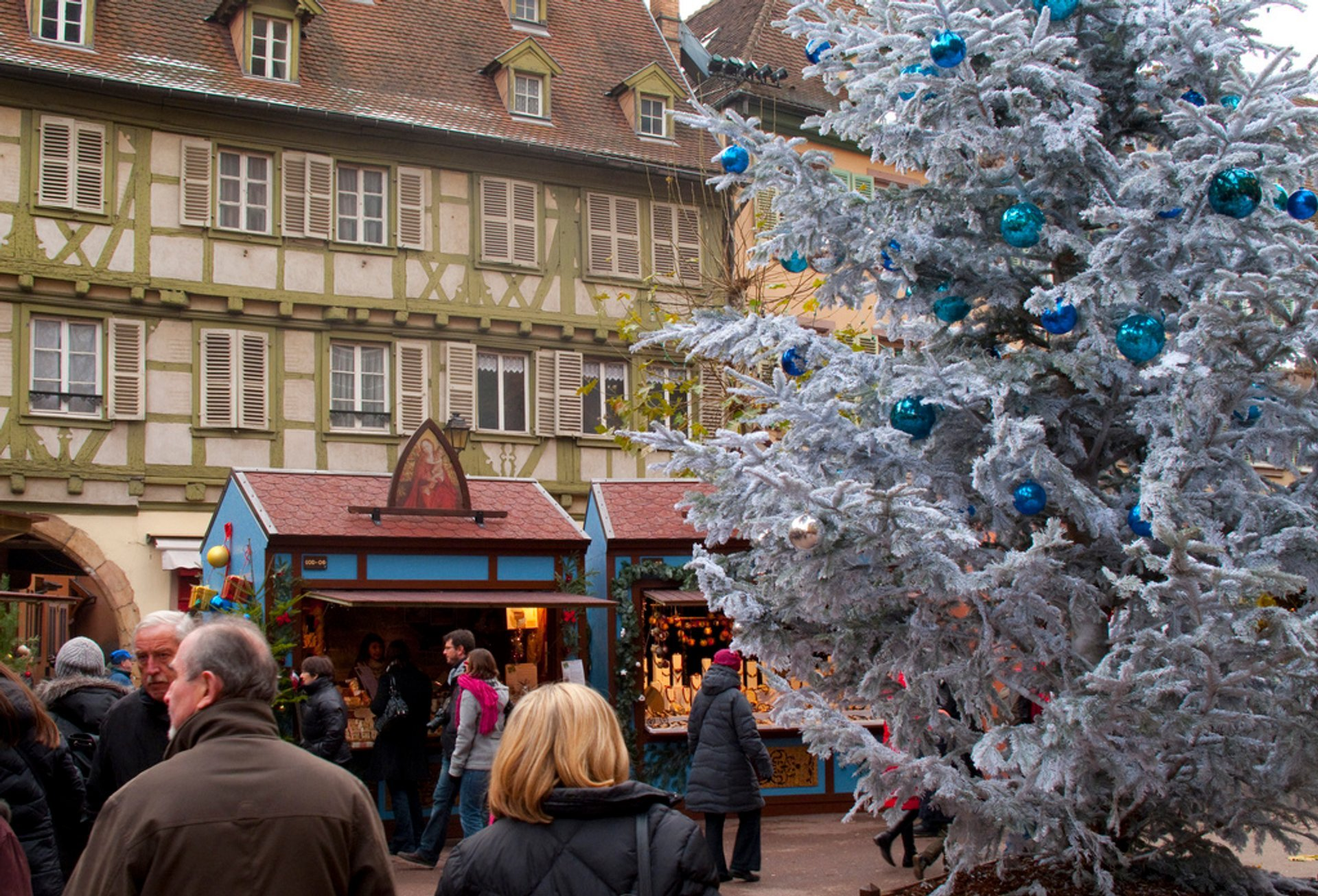Colmar Christmas market 2020