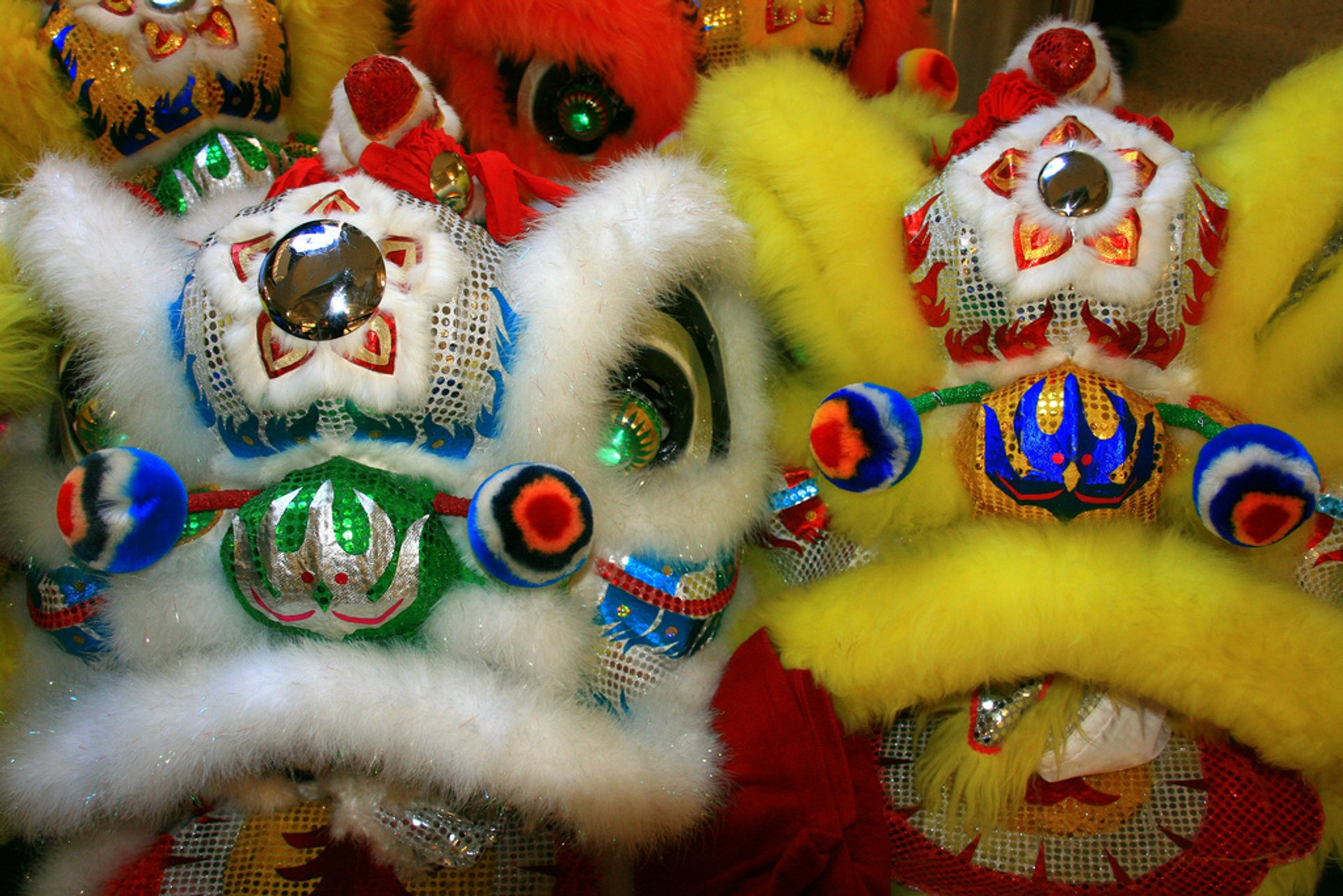 Best time to see Chinese New Year in Toronto 2020