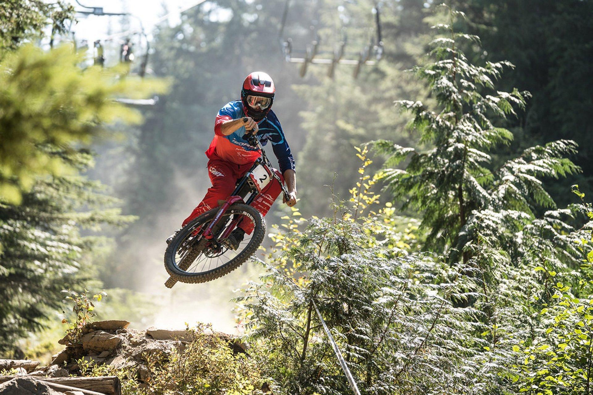 Crankworx Whistler in British Columbia 2020 - Best Time