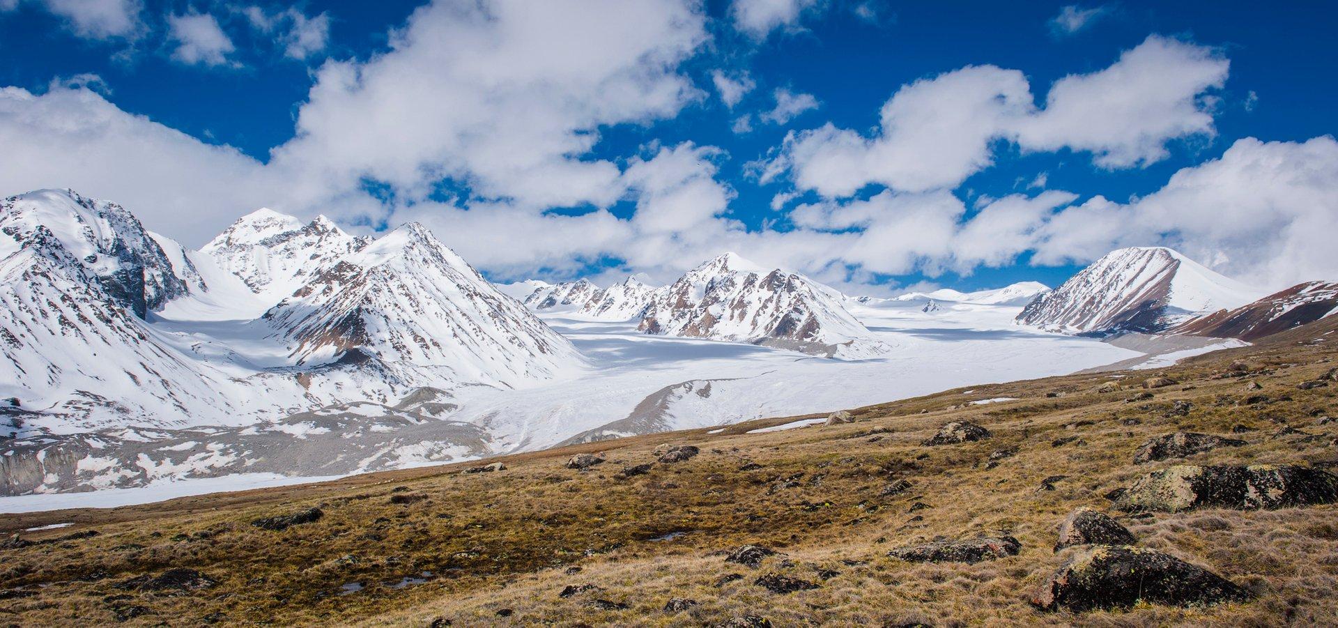 Trekking in the Altai in Mongolia - Best Season 2020
